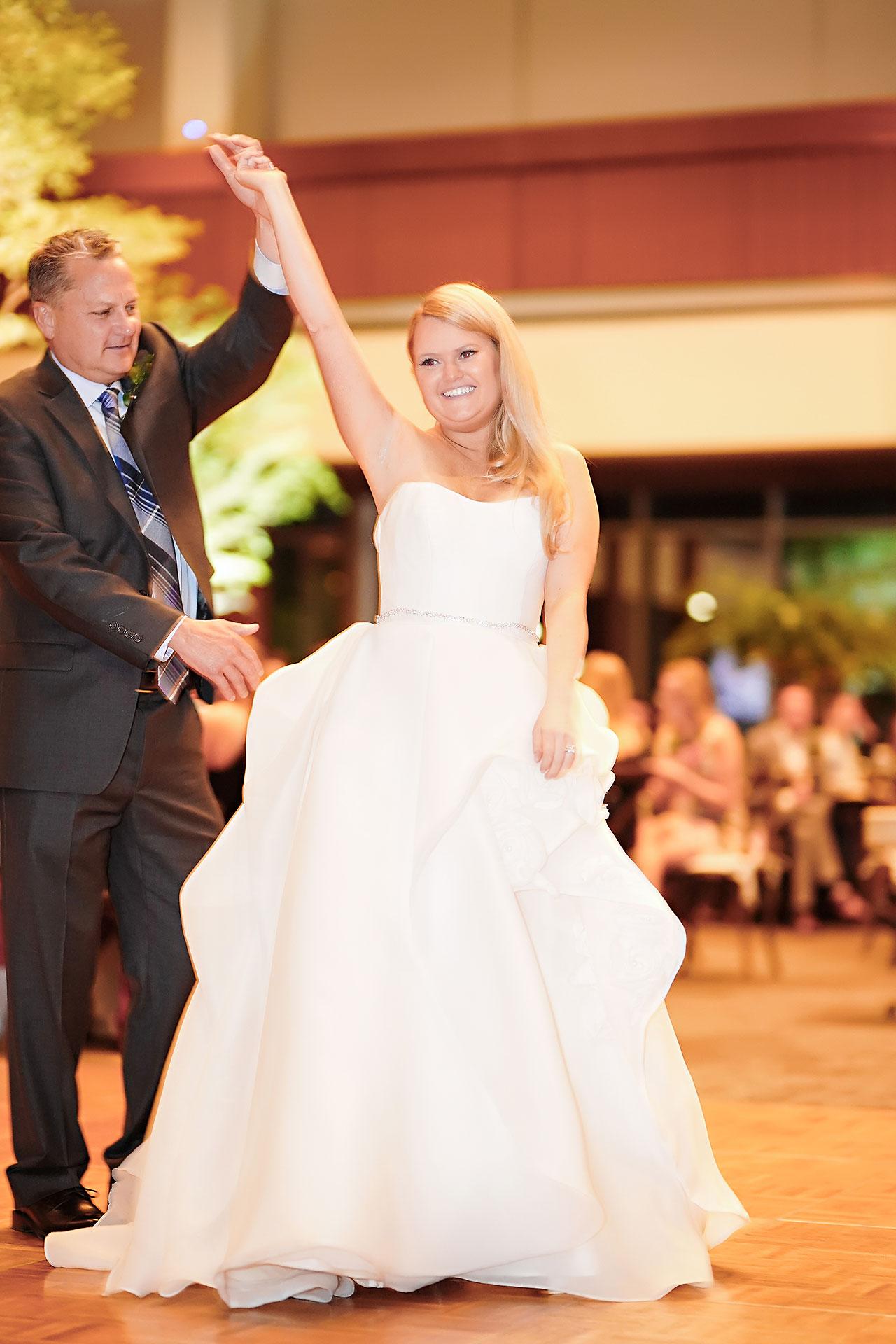 Lauren Andy Newfields Indianapolis Museum of Art Wedding 269