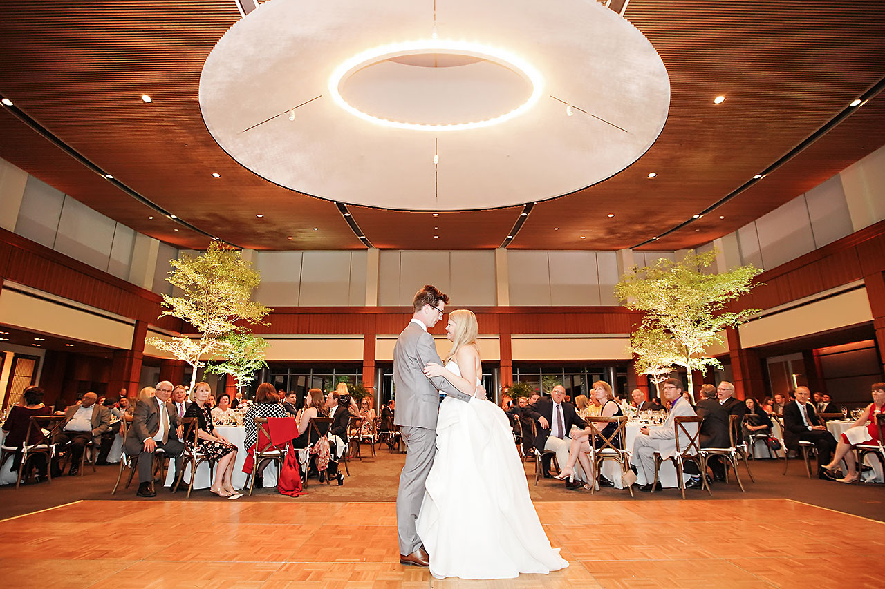 Lauren Andy Newfields Indianapolis Museum of Art Wedding 264