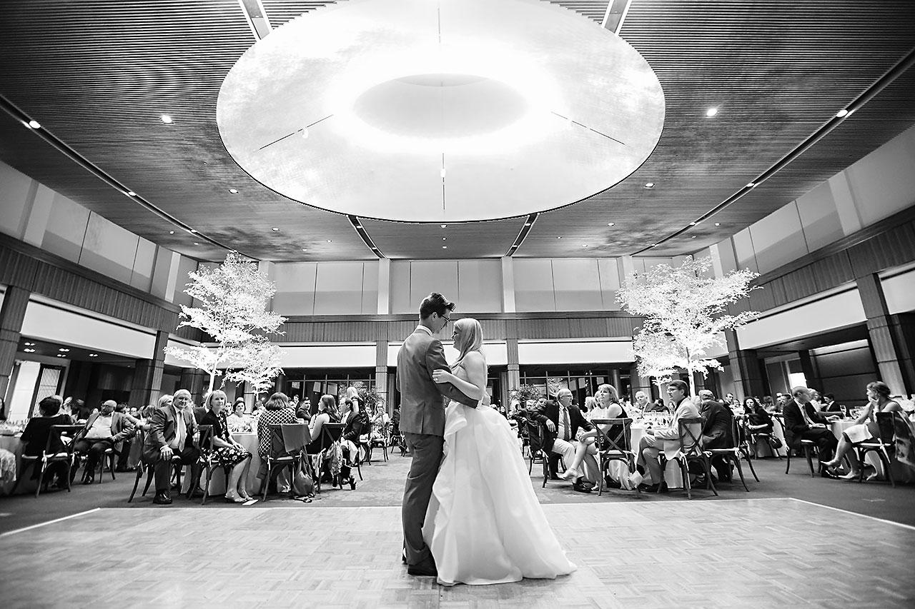 Lauren Andy Newfields Indianapolis Museum of Art Wedding 259