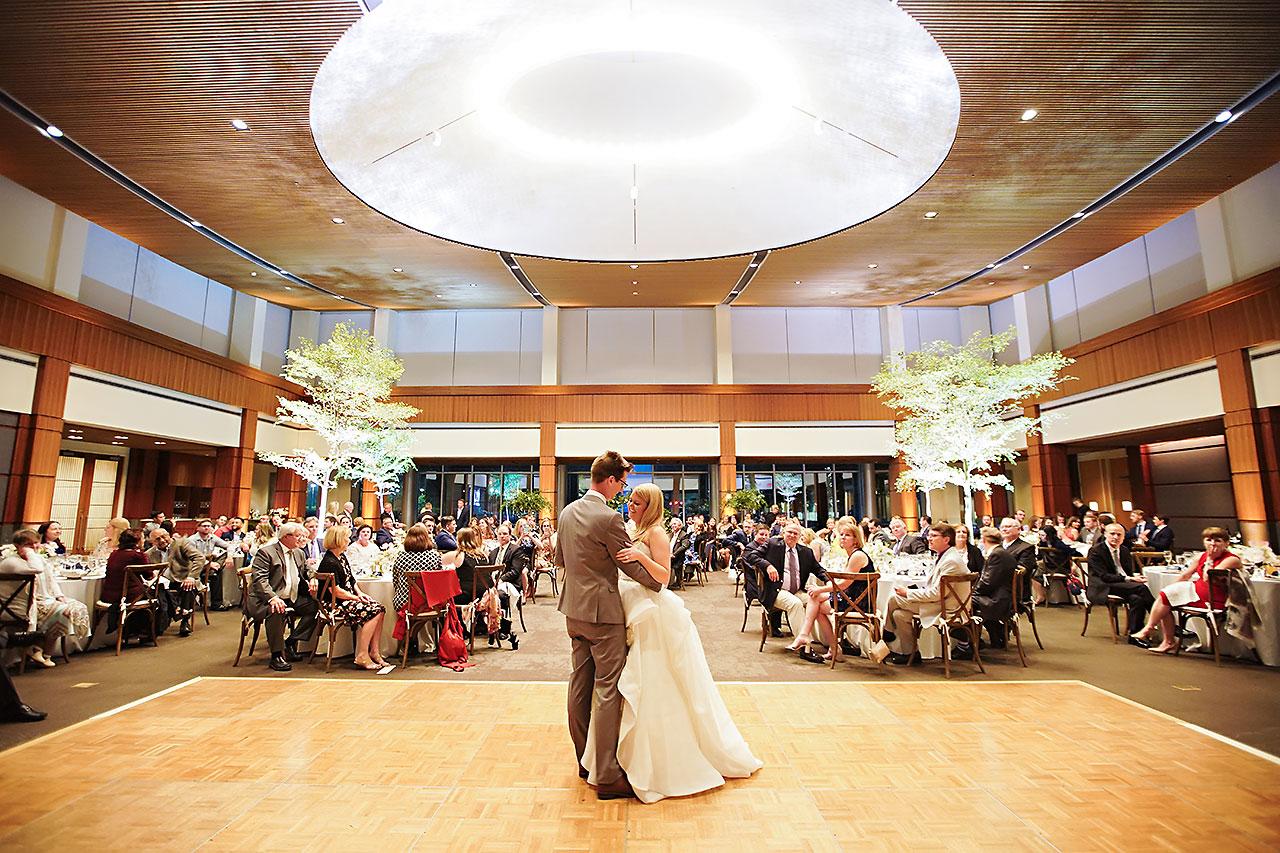 Lauren Andy Newfields Indianapolis Museum of Art Wedding 260