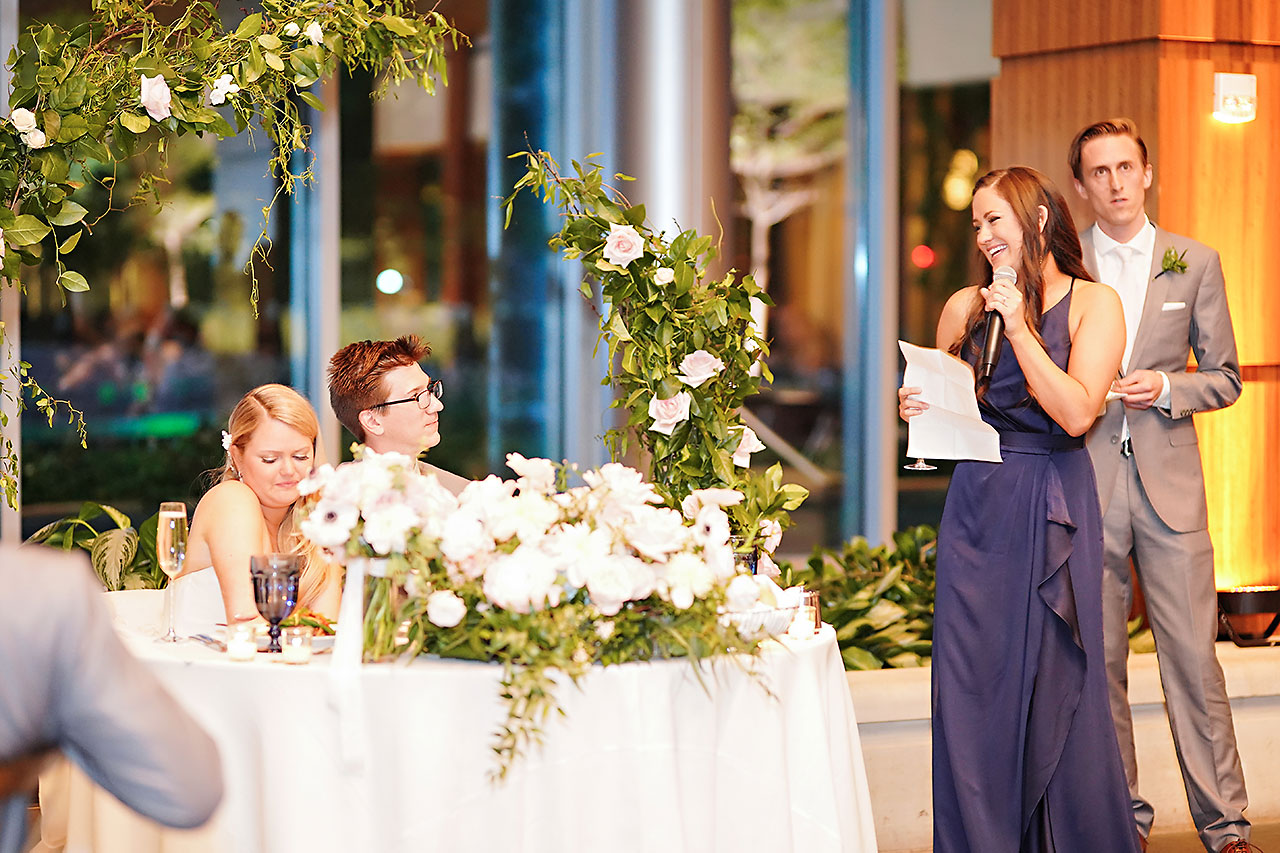 Lauren Andy Newfields Indianapolis Museum of Art Wedding 254