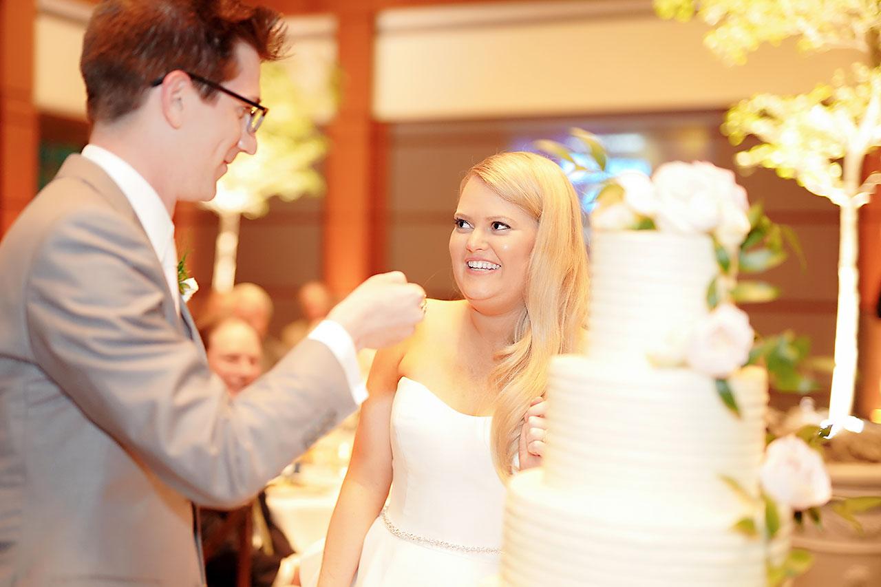 Lauren Andy Newfields Indianapolis Museum of Art Wedding 243