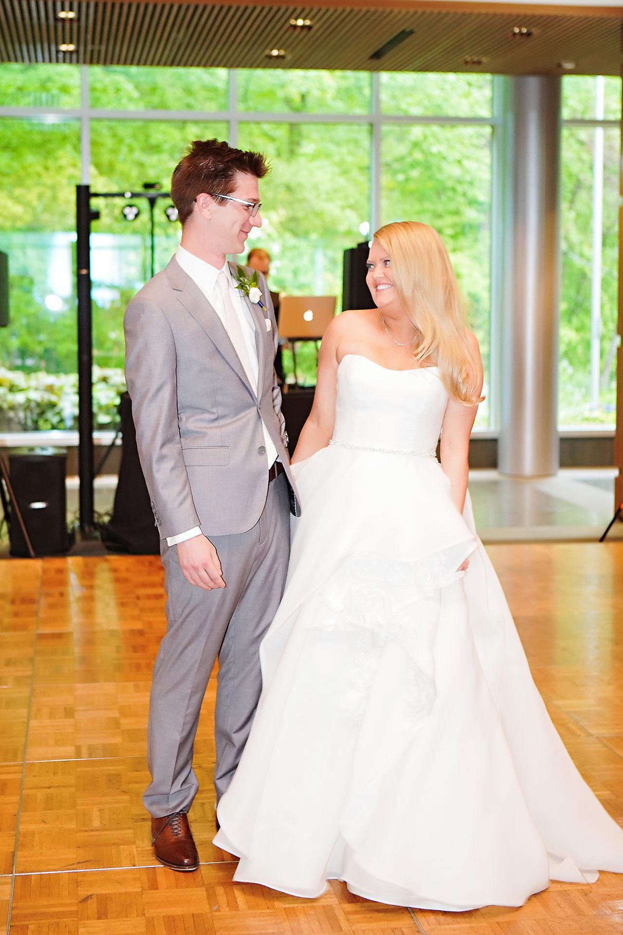 Lauren Andy Newfields Indianapolis Museum of Art Wedding 239