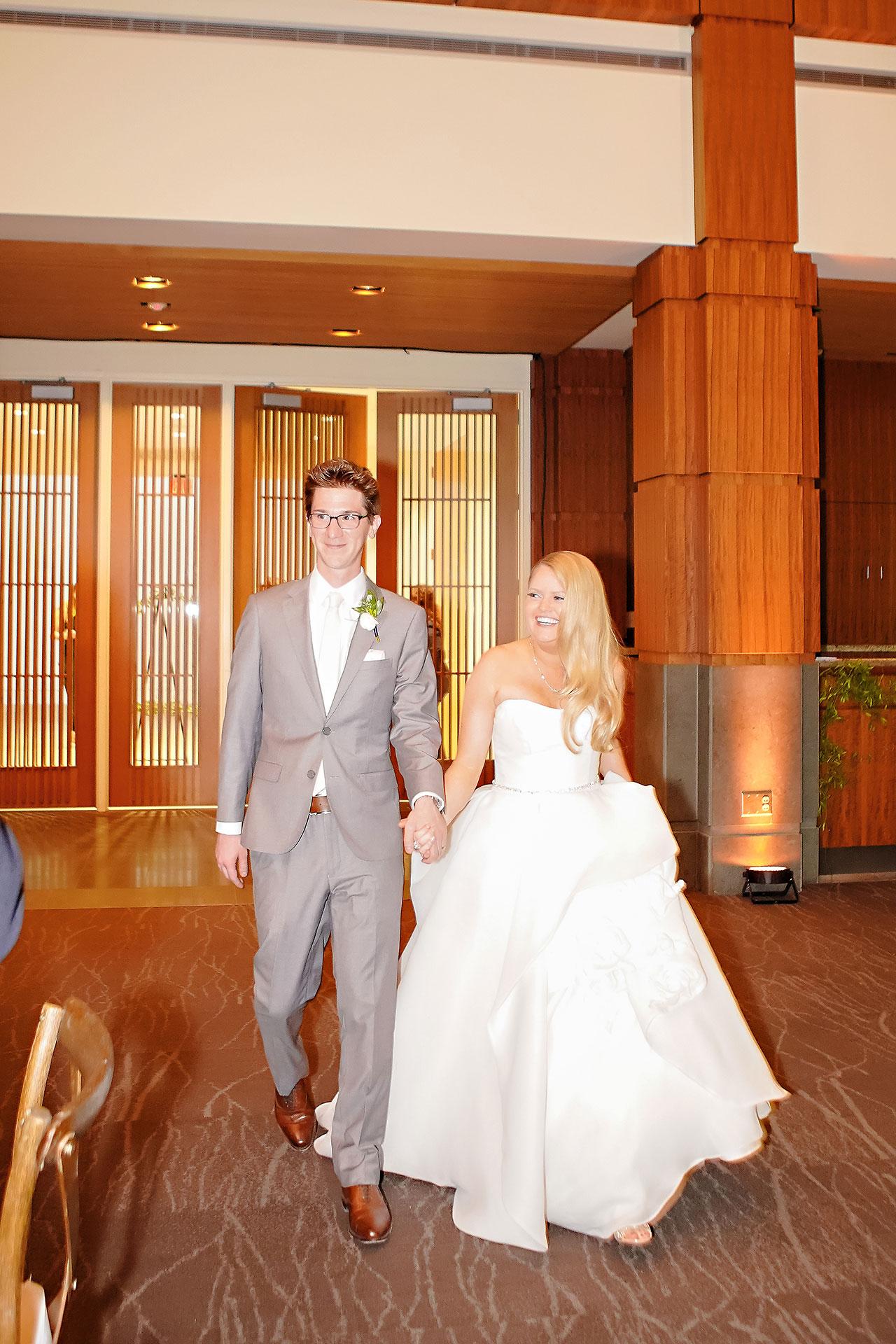 Lauren Andy Newfields Indianapolis Museum of Art Wedding 238