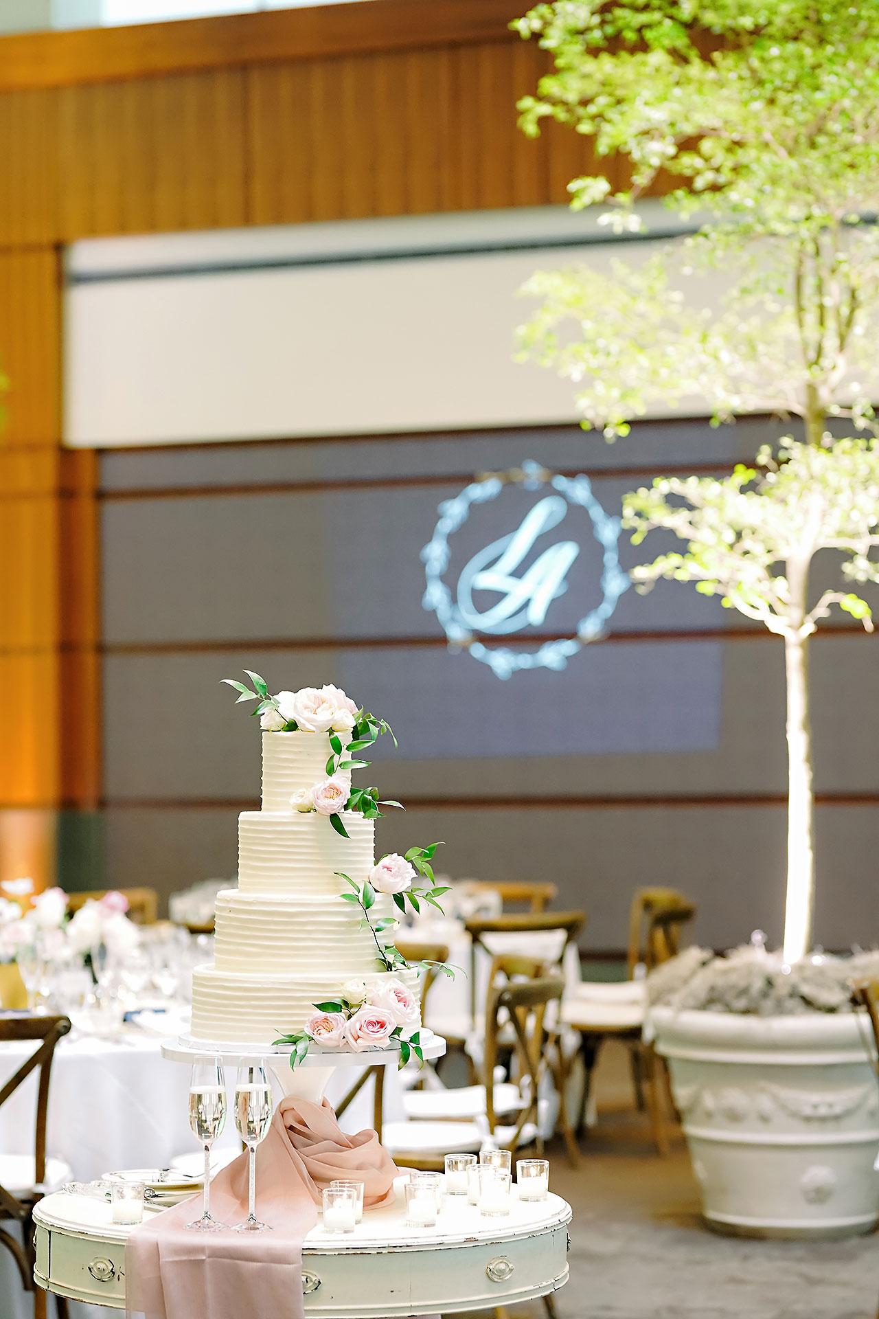 Lauren Andy Newfields Indianapolis Museum of Art Wedding 233