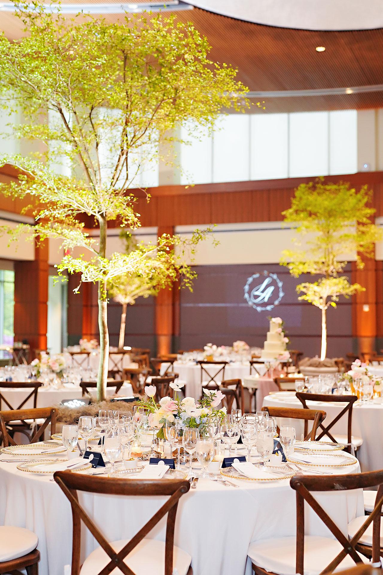 Lauren Andy Newfields Indianapolis Museum of Art Wedding 223
