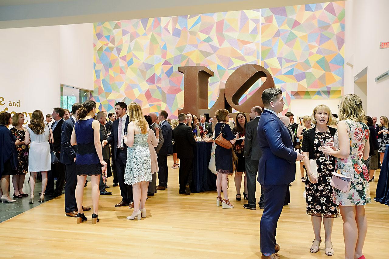 Lauren Andy Newfields Indianapolis Museum of Art Wedding 189