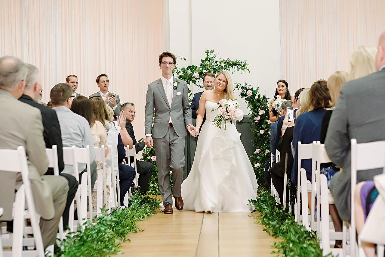 Lauren Andy Newfields Indianapolis Museum of Art Wedding 188