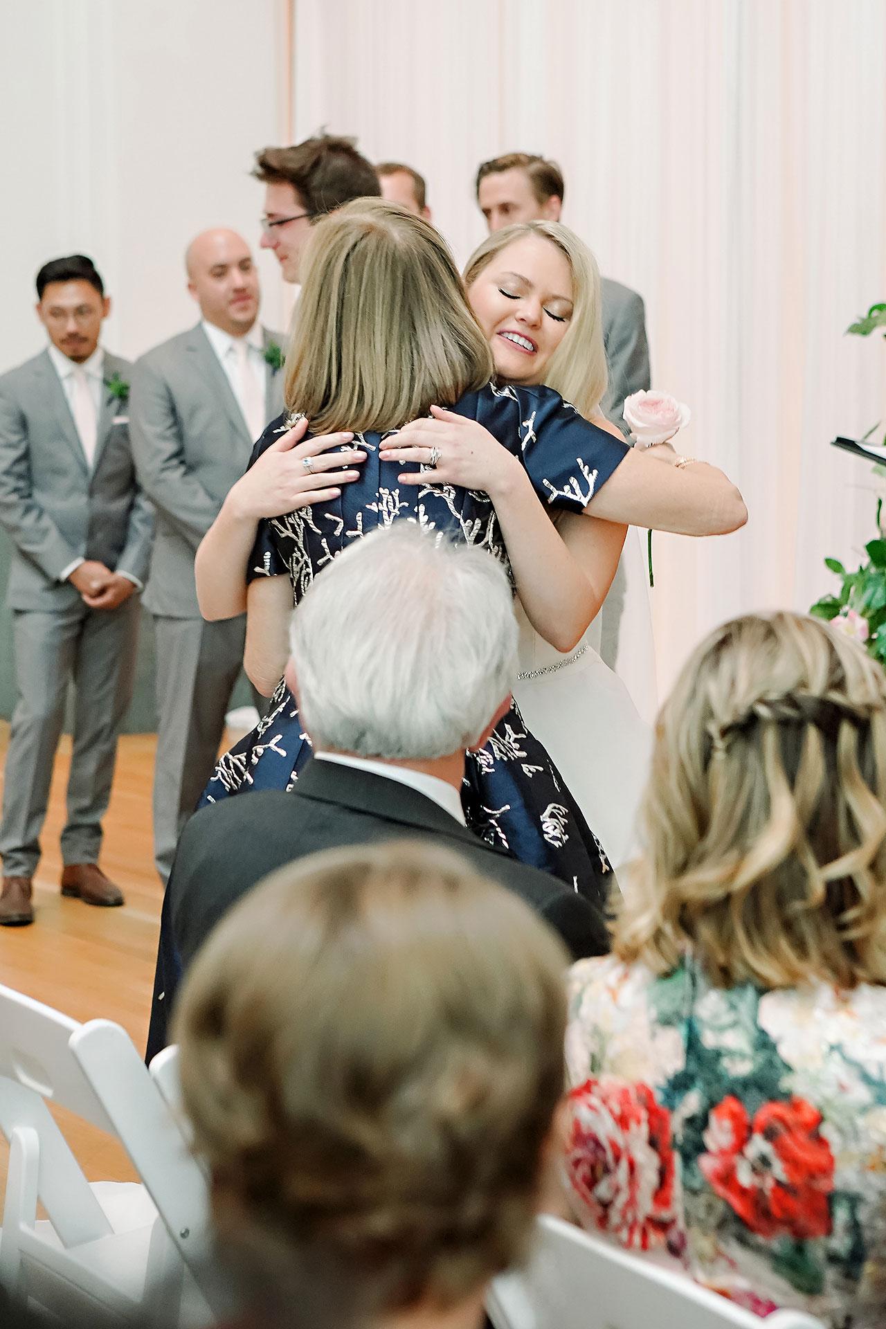 Lauren Andy Newfields Indianapolis Museum of Art Wedding 184