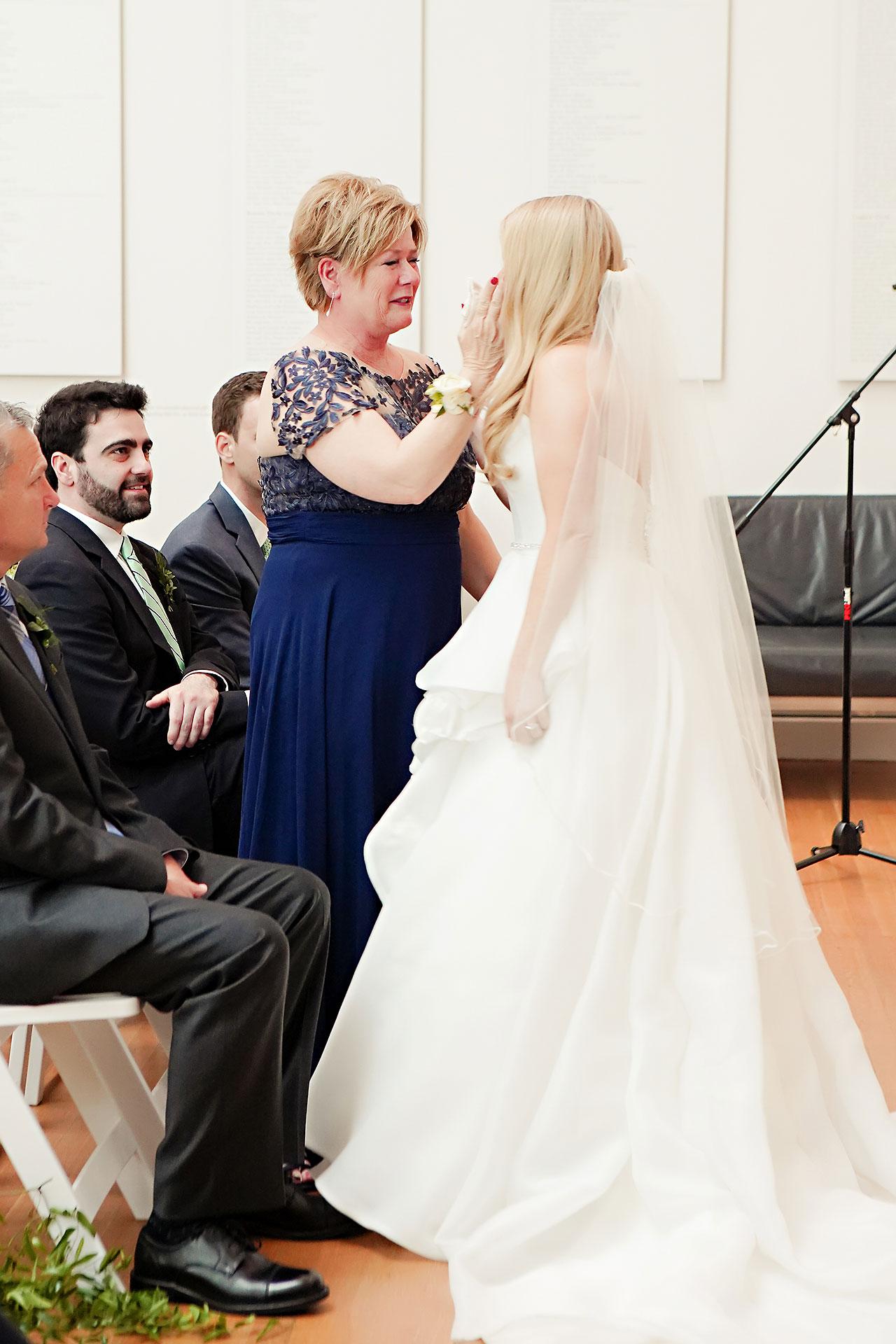 Lauren Andy Newfields Indianapolis Museum of Art Wedding 182