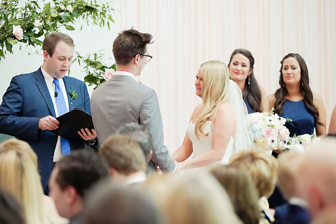 Lauren Andy Newfields Indianapolis Museum of Art Wedding 179