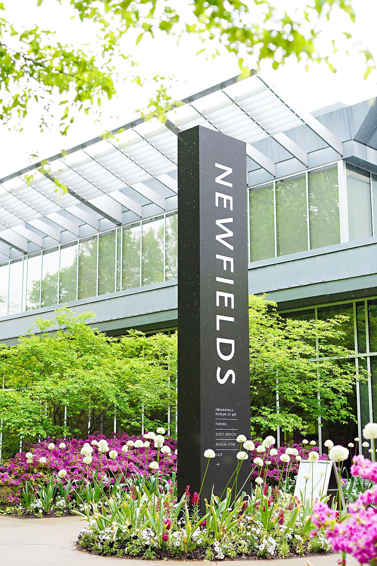 Lauren Andy Newfields Indianapolis Museum of Art Wedding 168