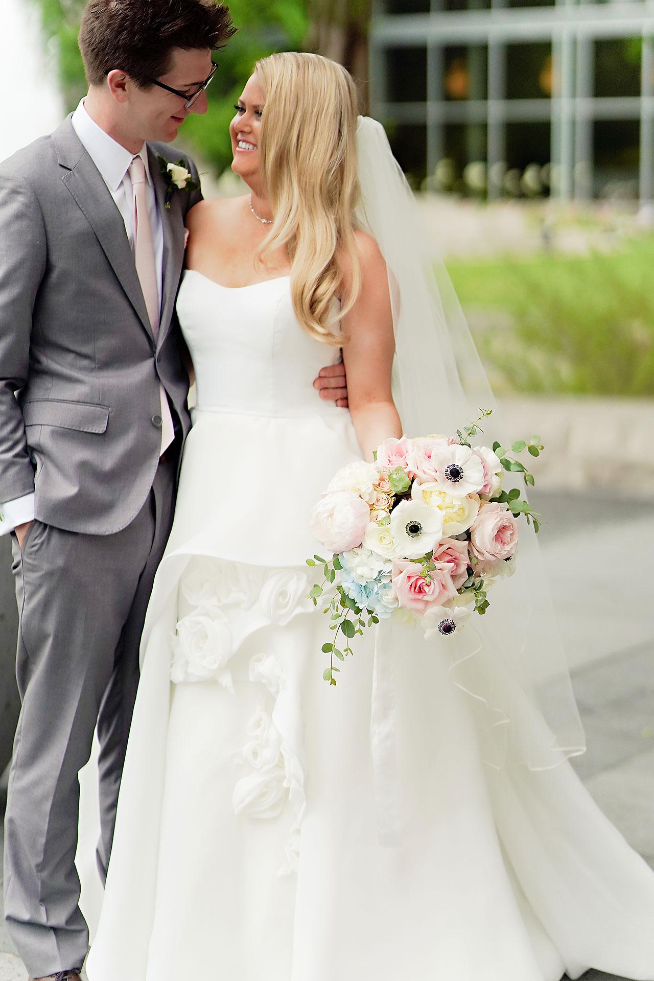 Lauren Andy Newfields Indianapolis Museum of Art Wedding 162