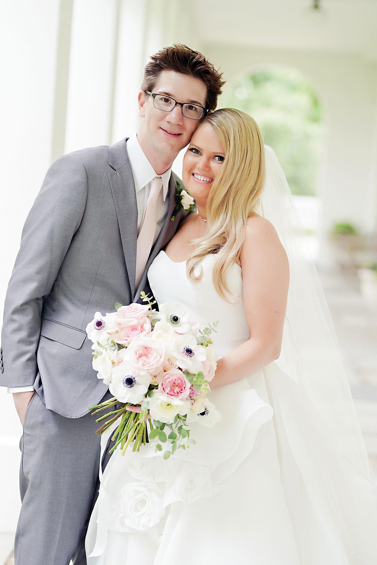 Lauren Andy Newfields Indianapolis Museum of Art Wedding 153