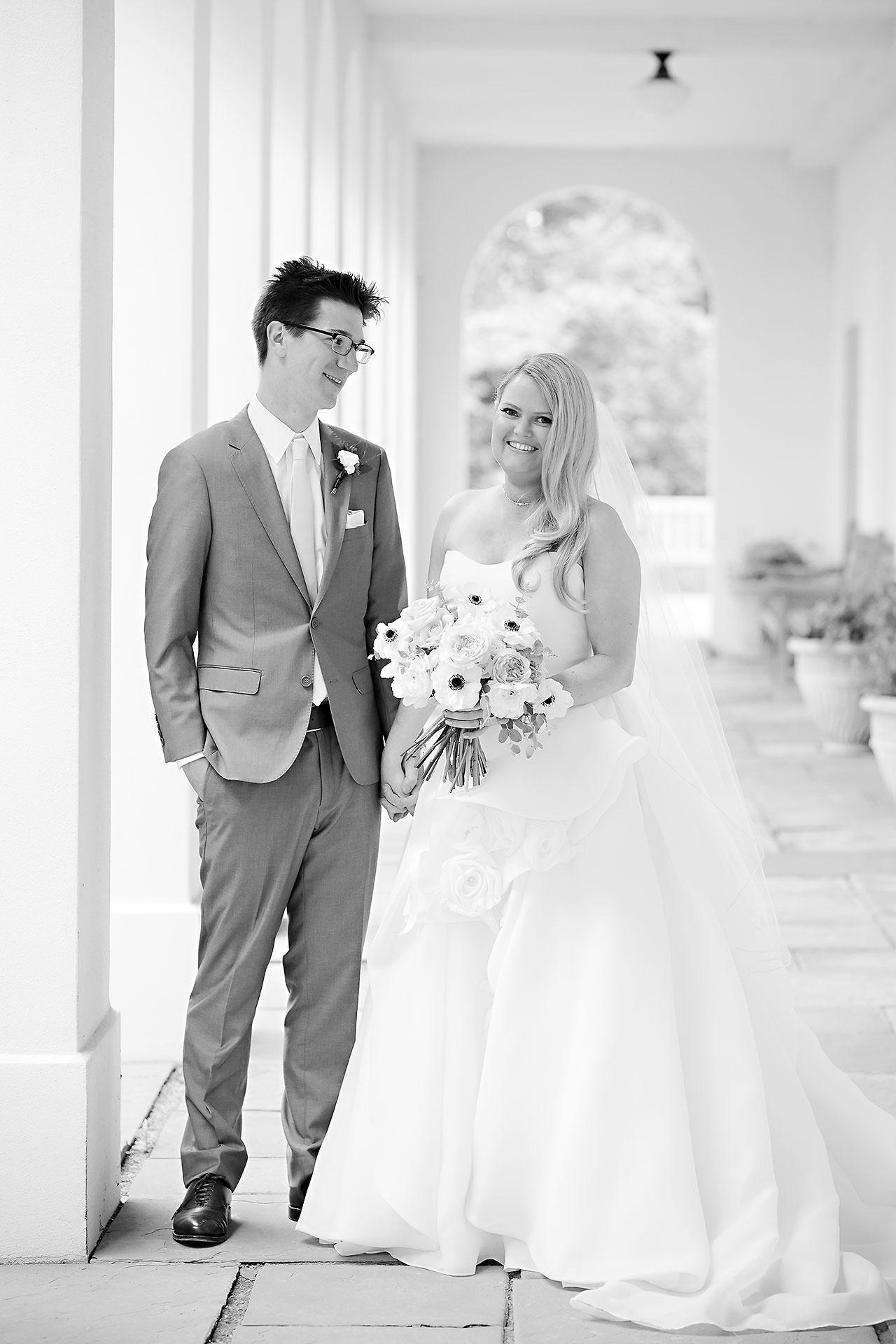 Lauren Andy Newfields Indianapolis Museum of Art Wedding 146