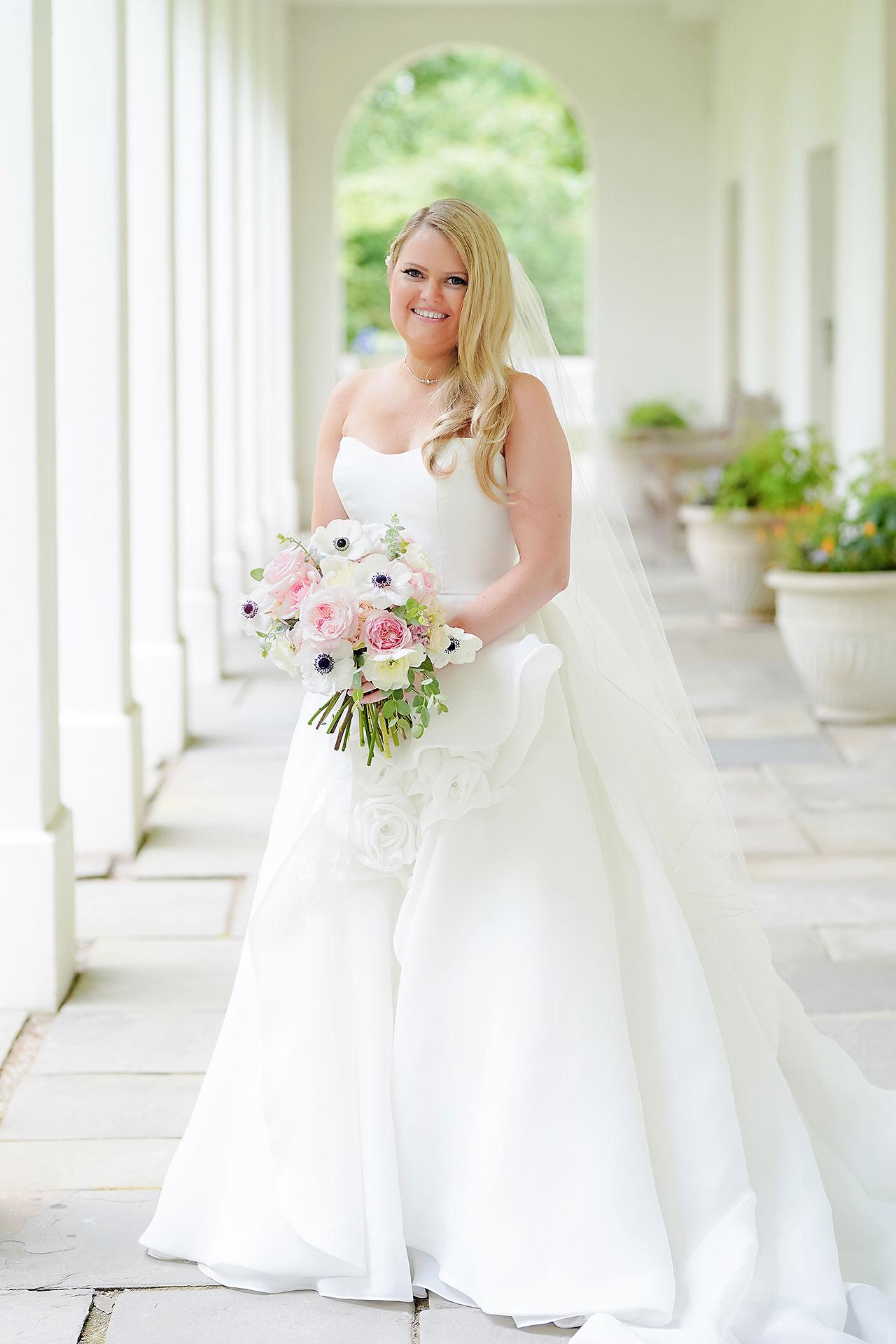 Lauren Andy Newfields Indianapolis Museum of Art Wedding 137