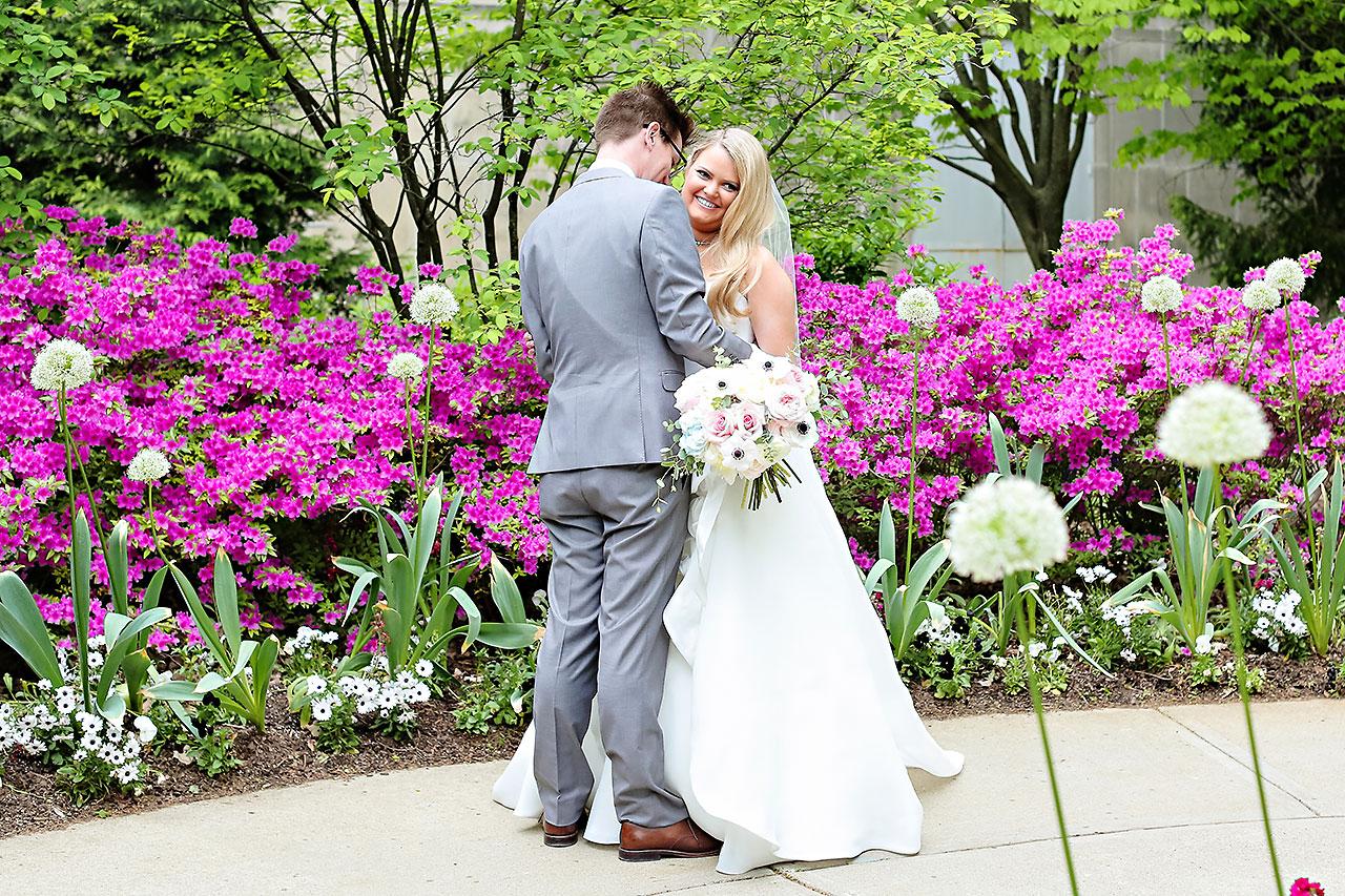 Lauren Andy Newfields Indianapolis Museum of Art Wedding 138