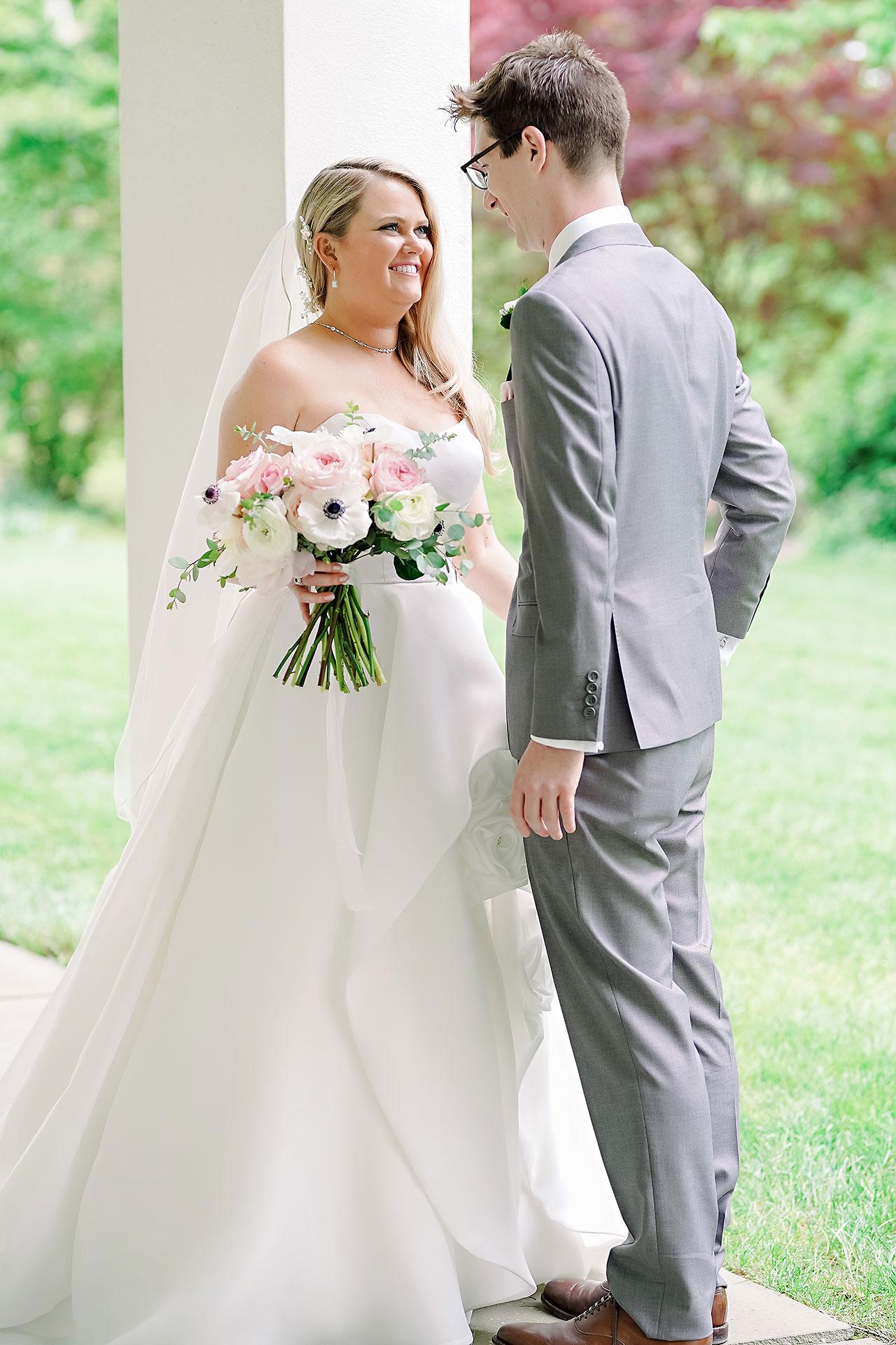Lauren Andy Newfields Indianapolis Museum of Art Wedding 136