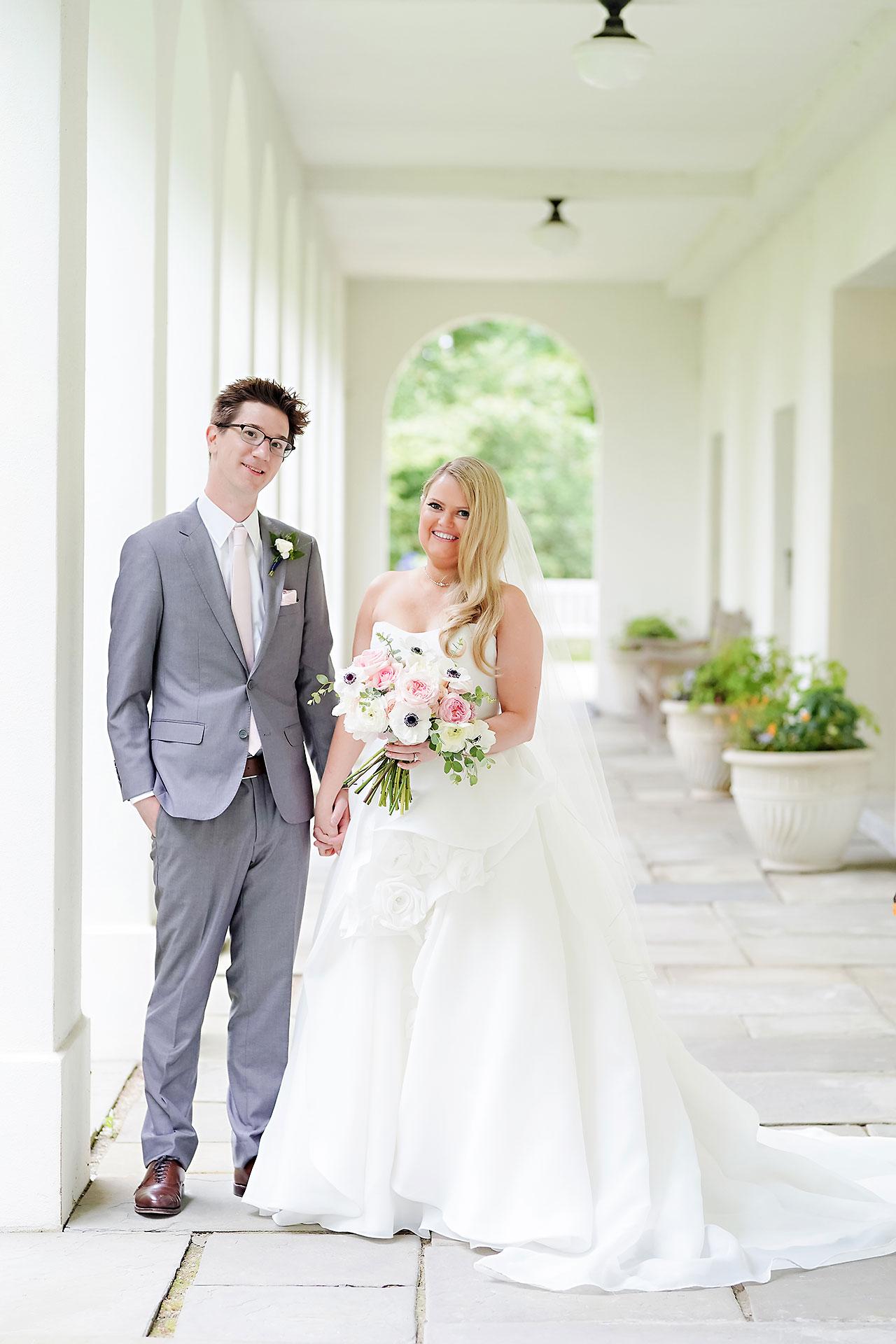 Lauren Andy Newfields Indianapolis Museum of Art Wedding 126