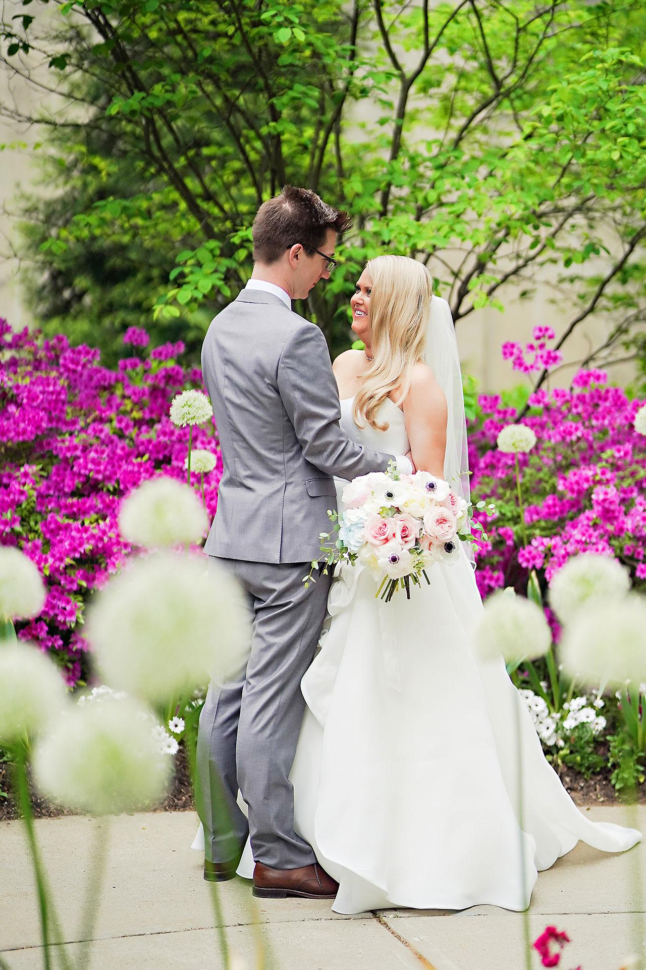 Lauren Andy Newfields Indianapolis Museum of Art Wedding 123