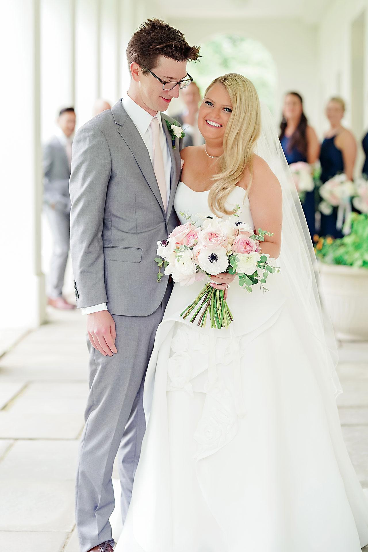 Lauren Andy Newfields Indianapolis Museum of Art Wedding 117
