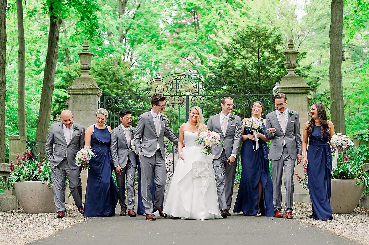 Lauren Andy Newfields Indianapolis Museum of Art Wedding 116