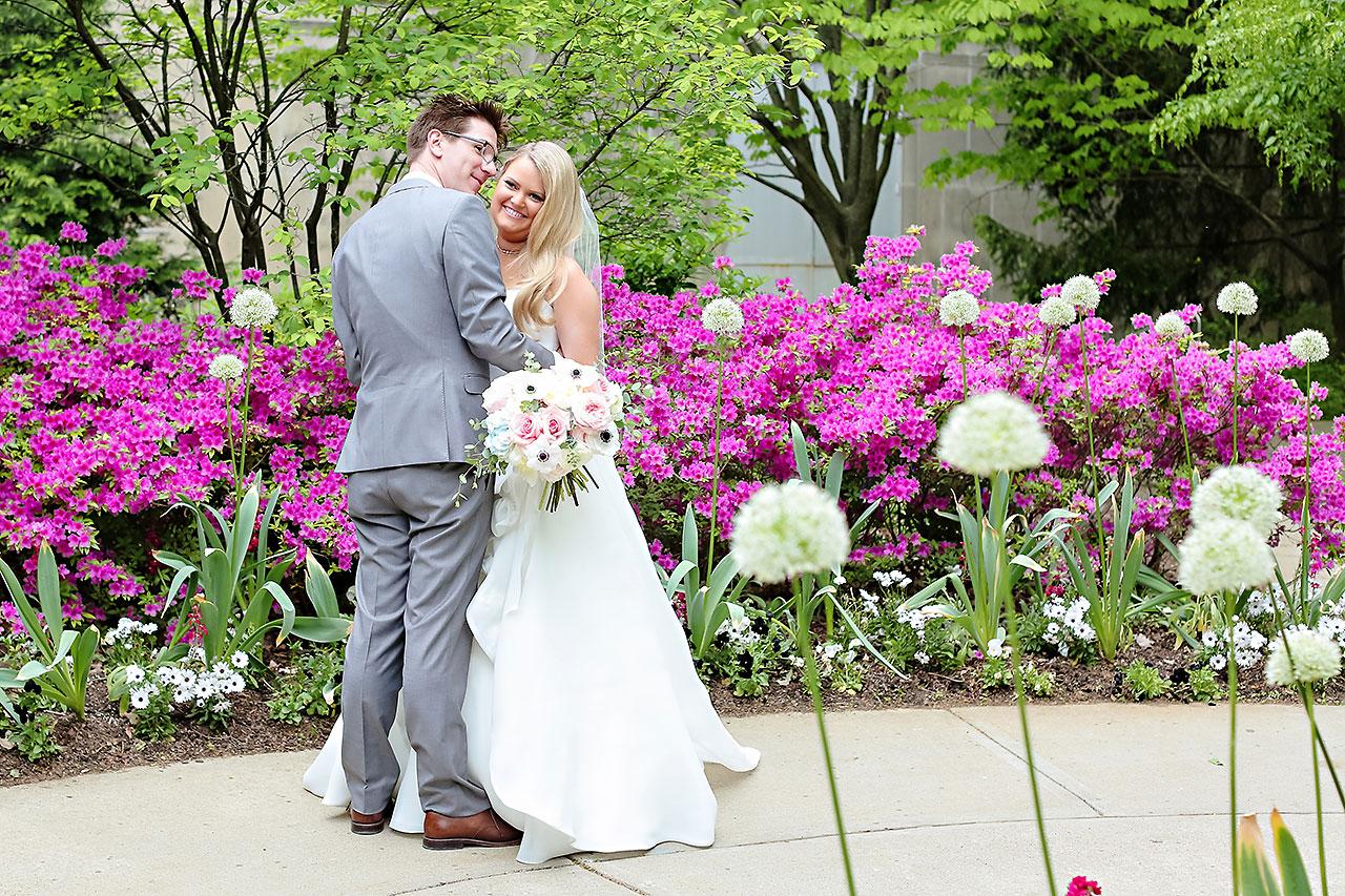 Lauren Andy Newfields Indianapolis Museum of Art Wedding 114