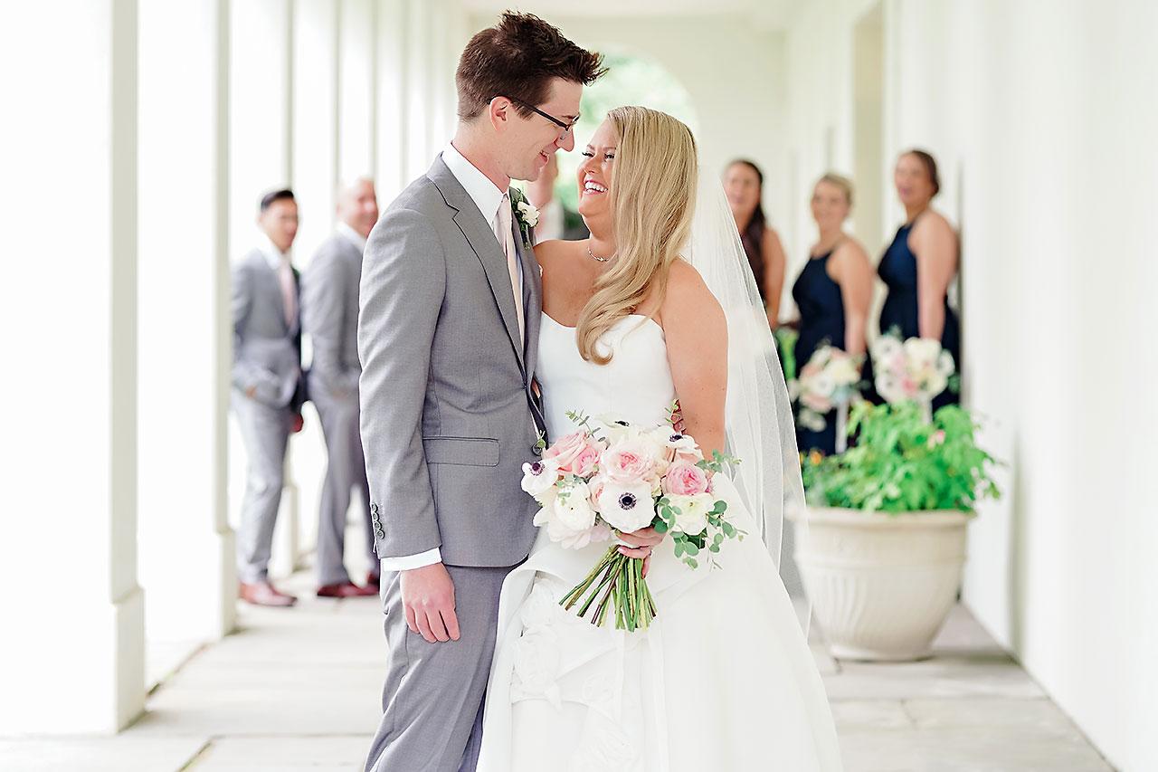 Lauren Andy Newfields Indianapolis Museum of Art Wedding 113