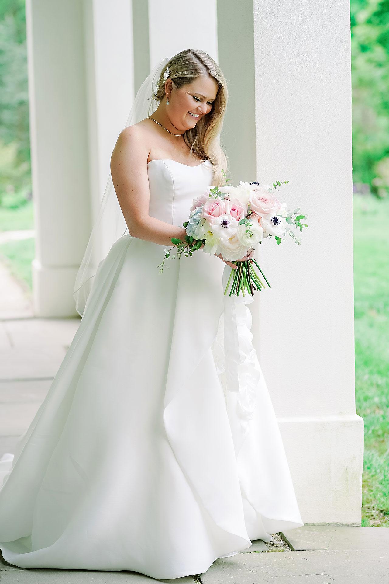 Lauren Andy Newfields Indianapolis Museum of Art Wedding 109
