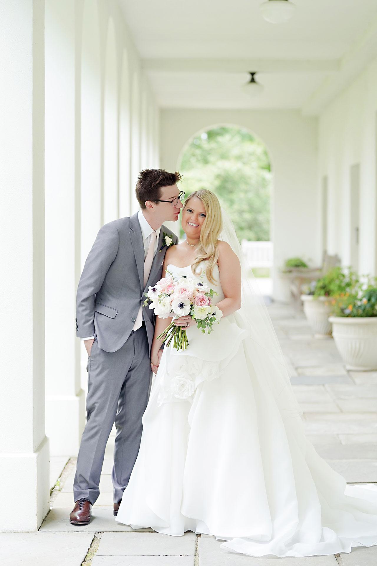 Lauren Andy Newfields Indianapolis Museum of Art Wedding 106
