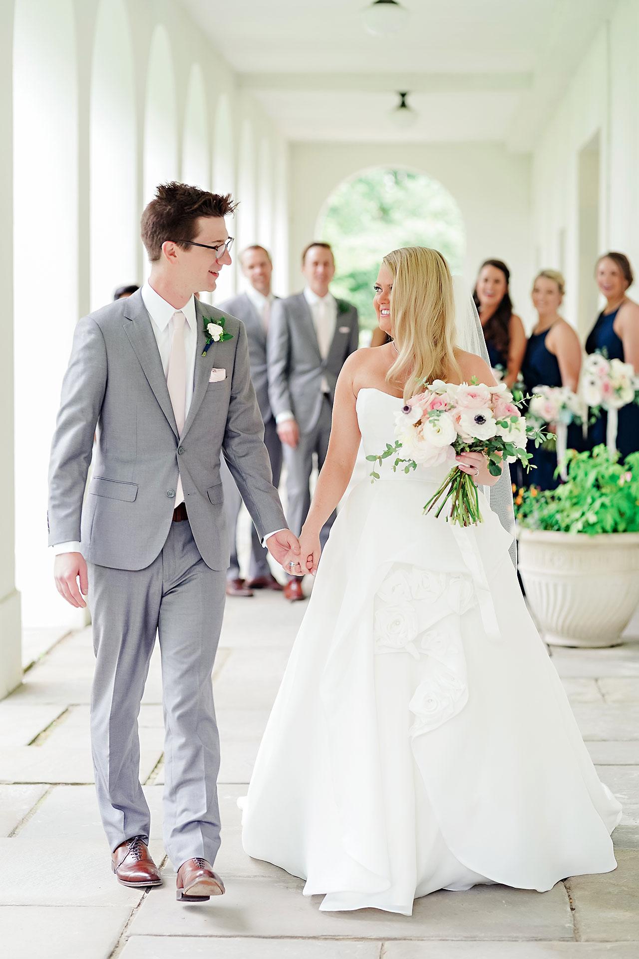 Lauren Andy Newfields Indianapolis Museum of Art Wedding 102