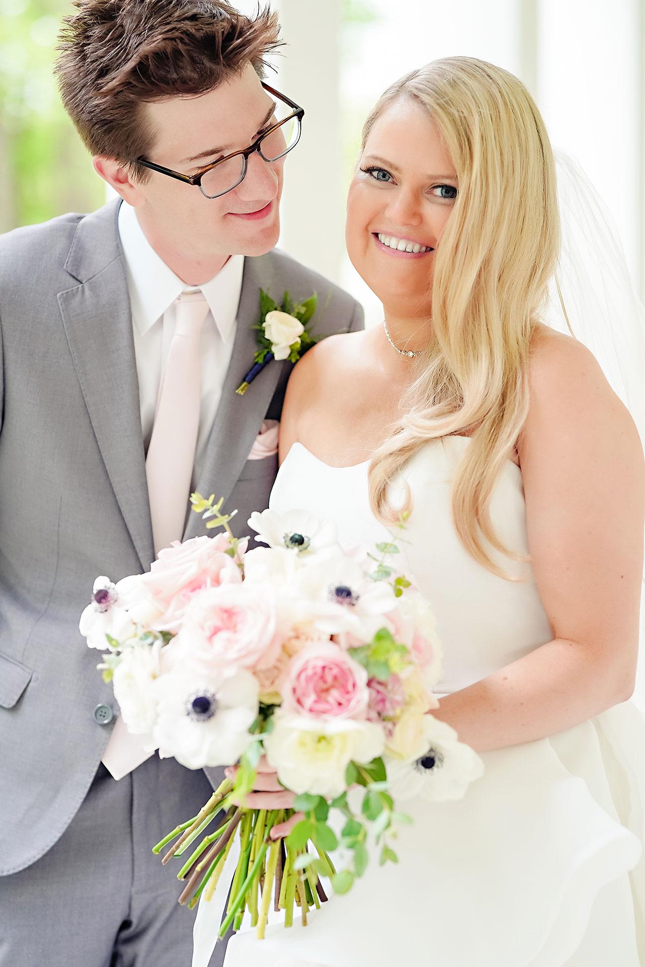 Lauren Andy Newfields Indianapolis Museum of Art Wedding 104