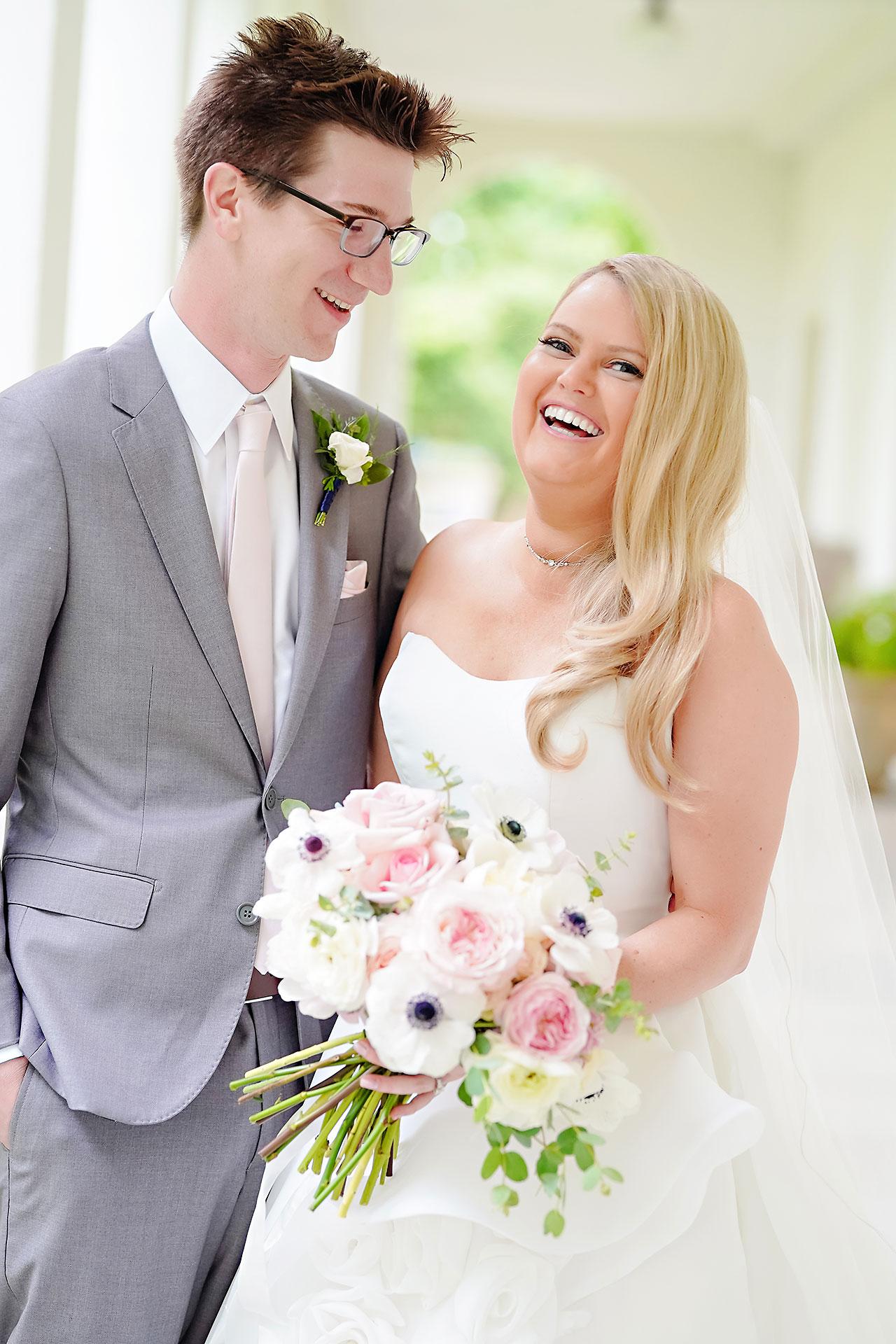 Lauren Andy Newfields Indianapolis Museum of Art Wedding 101