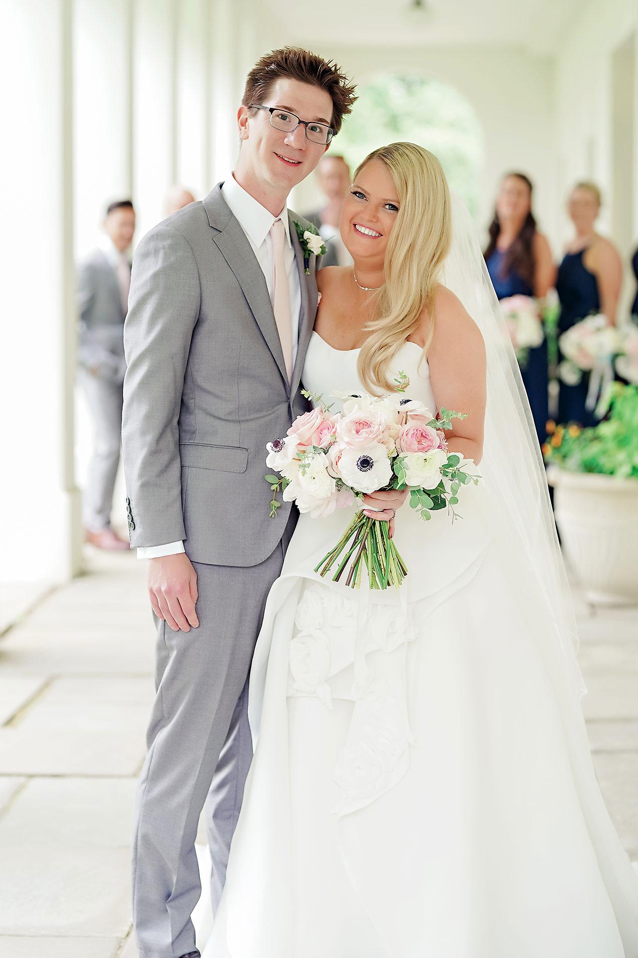 Lauren Andy Newfields Indianapolis Museum of Art Wedding 097