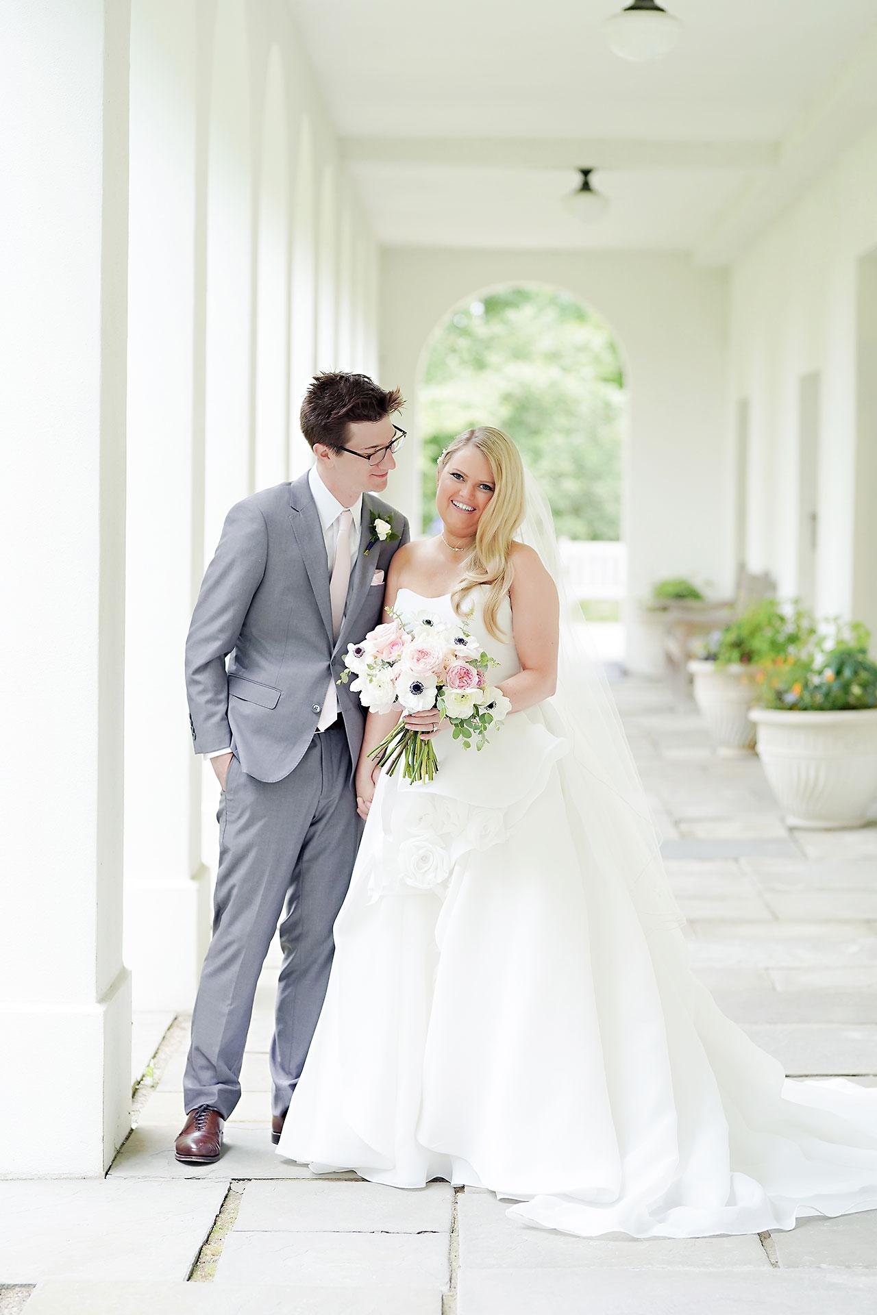 Lauren Andy Newfields Indianapolis Museum of Art Wedding 087