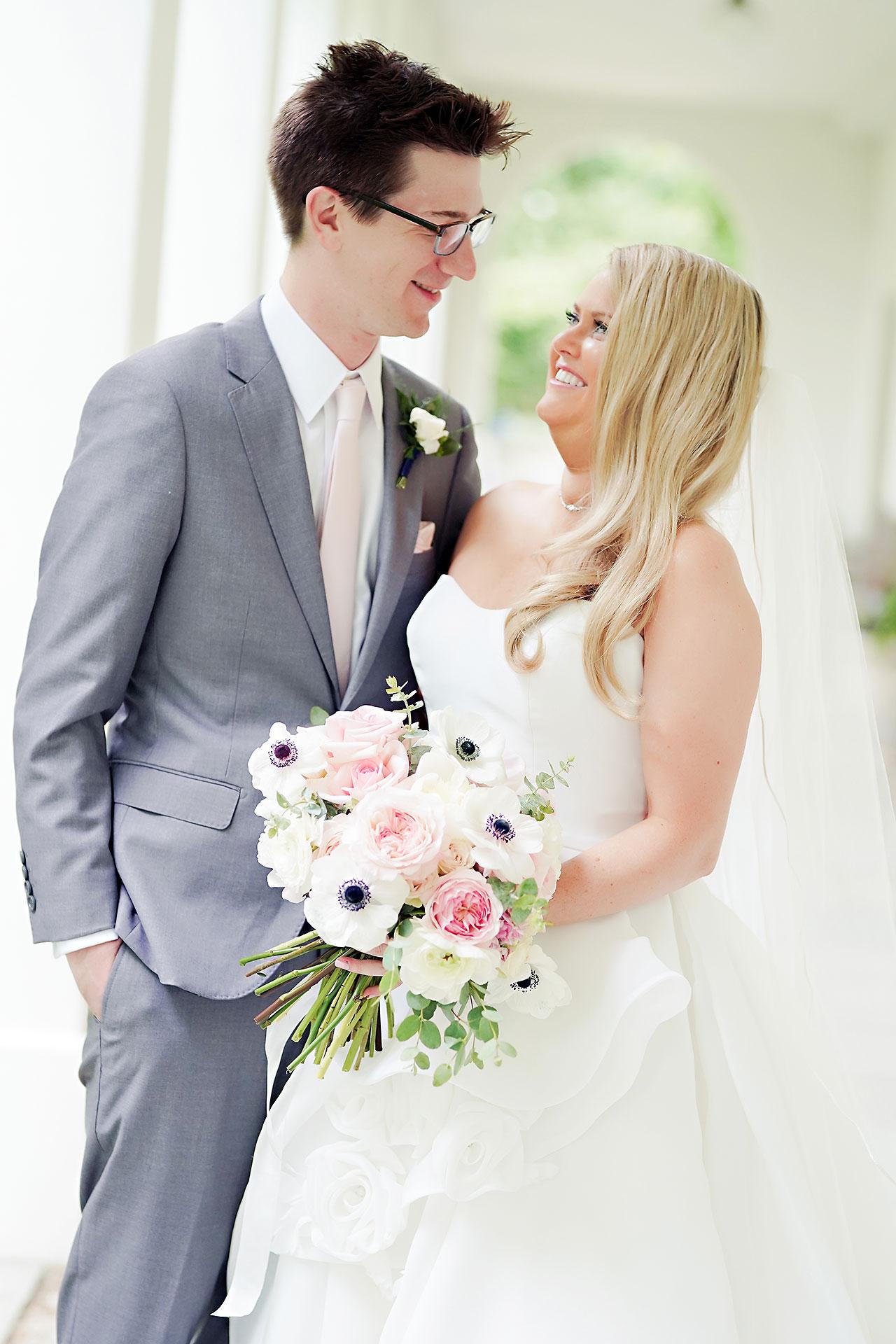Lauren Andy Newfields Indianapolis Museum of Art Wedding 083