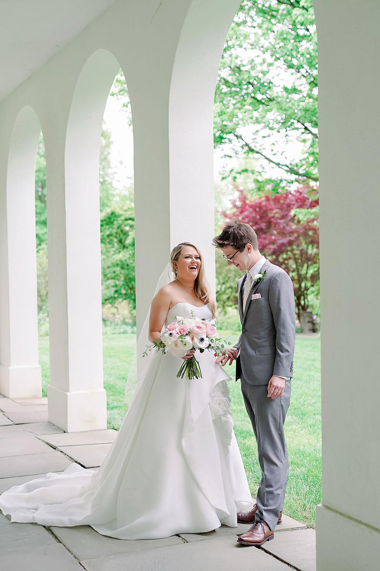 Lauren Andy Newfields Indianapolis Museum of Art Wedding 082