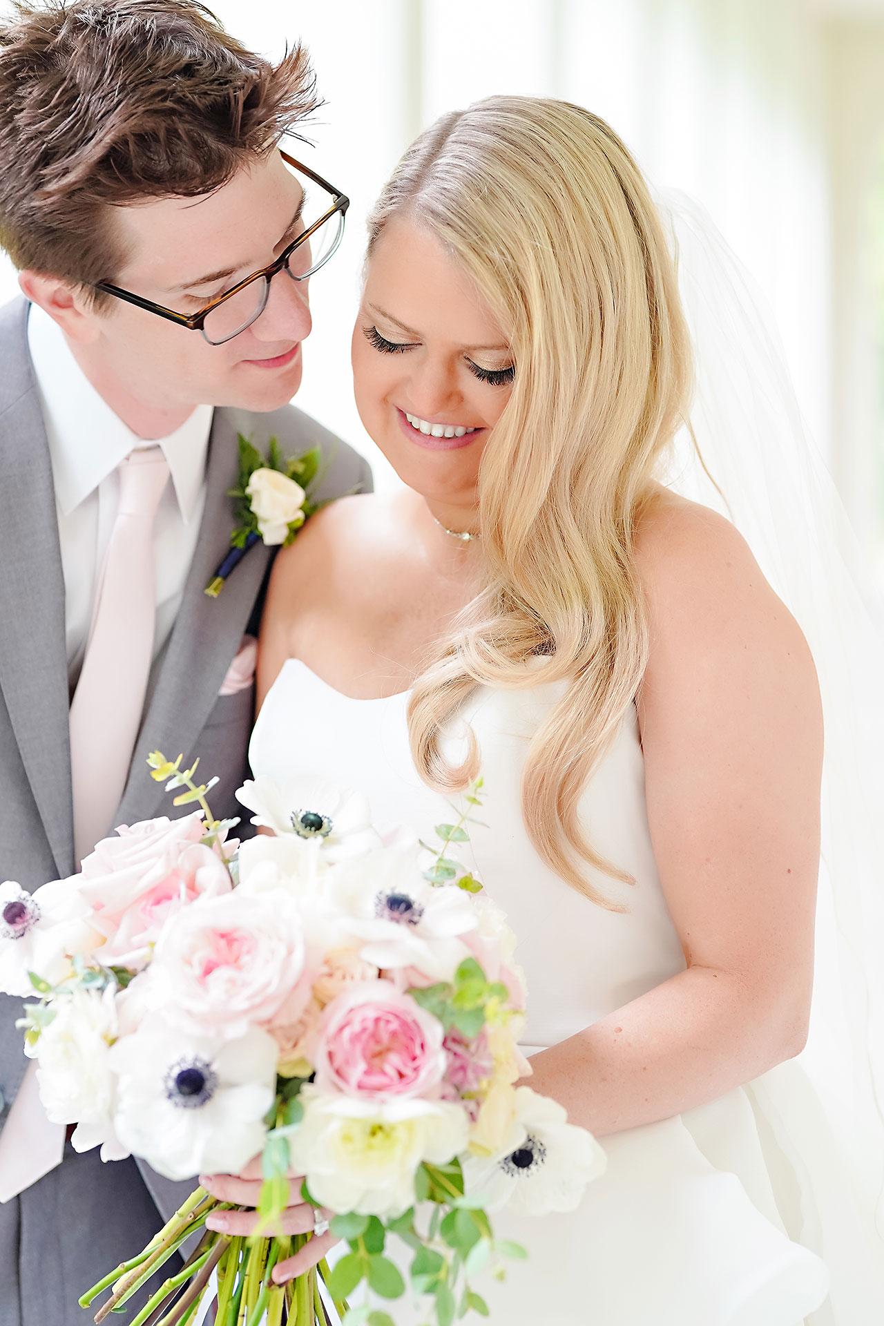 Lauren Andy Newfields Indianapolis Museum of Art Wedding 076