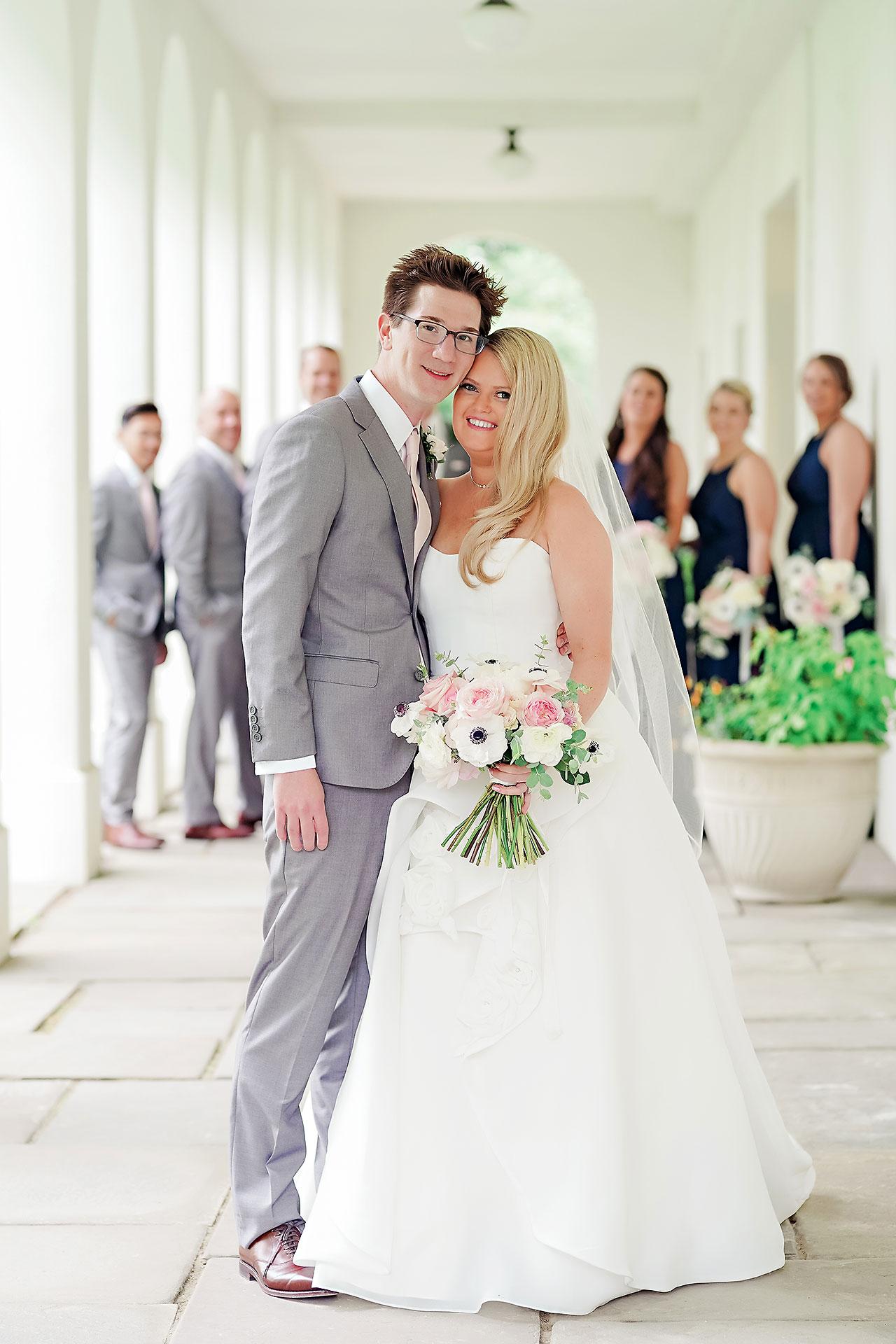Lauren Andy Newfields Indianapolis Museum of Art Wedding 074