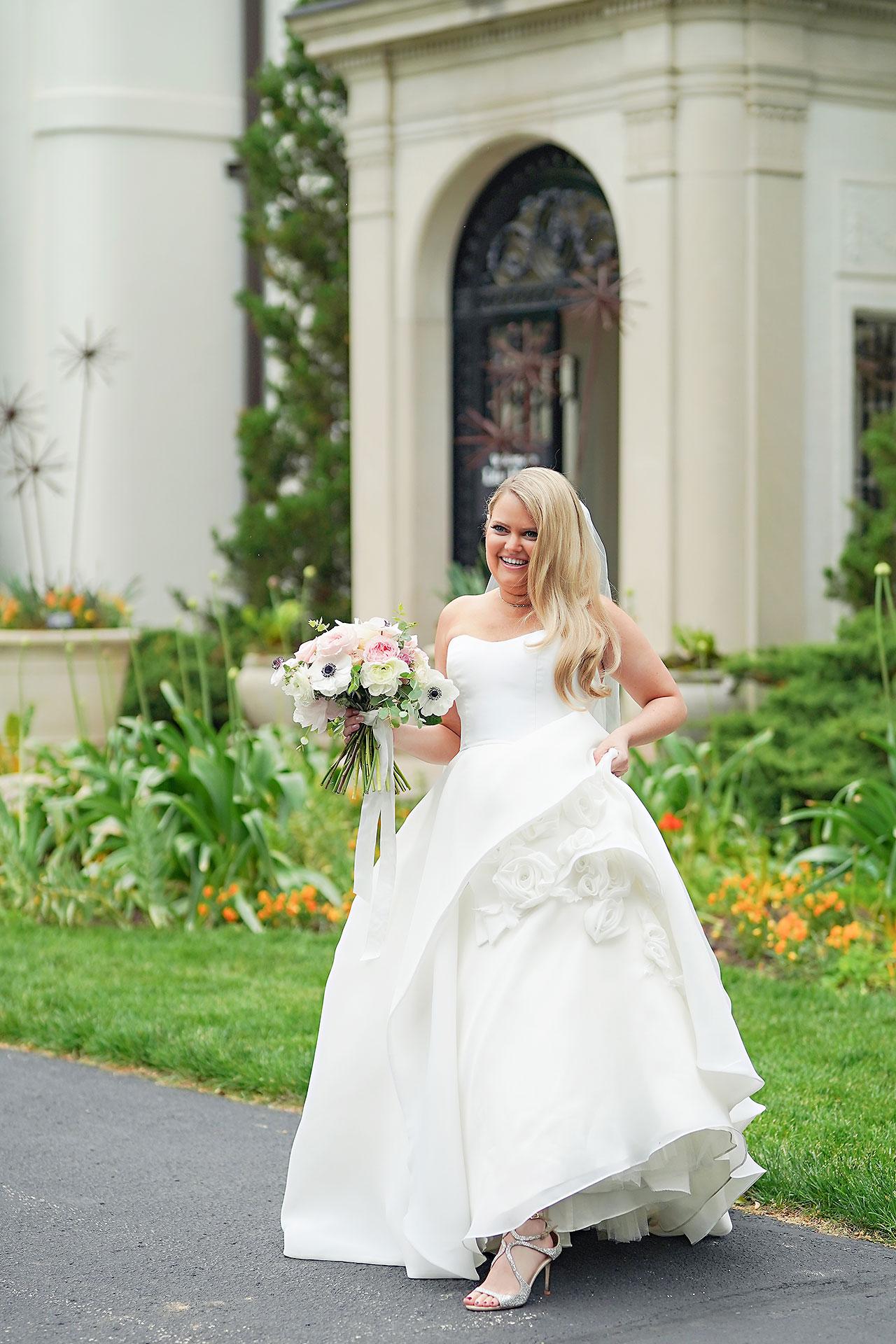 Lauren Andy Newfields Indianapolis Museum of Art Wedding 062