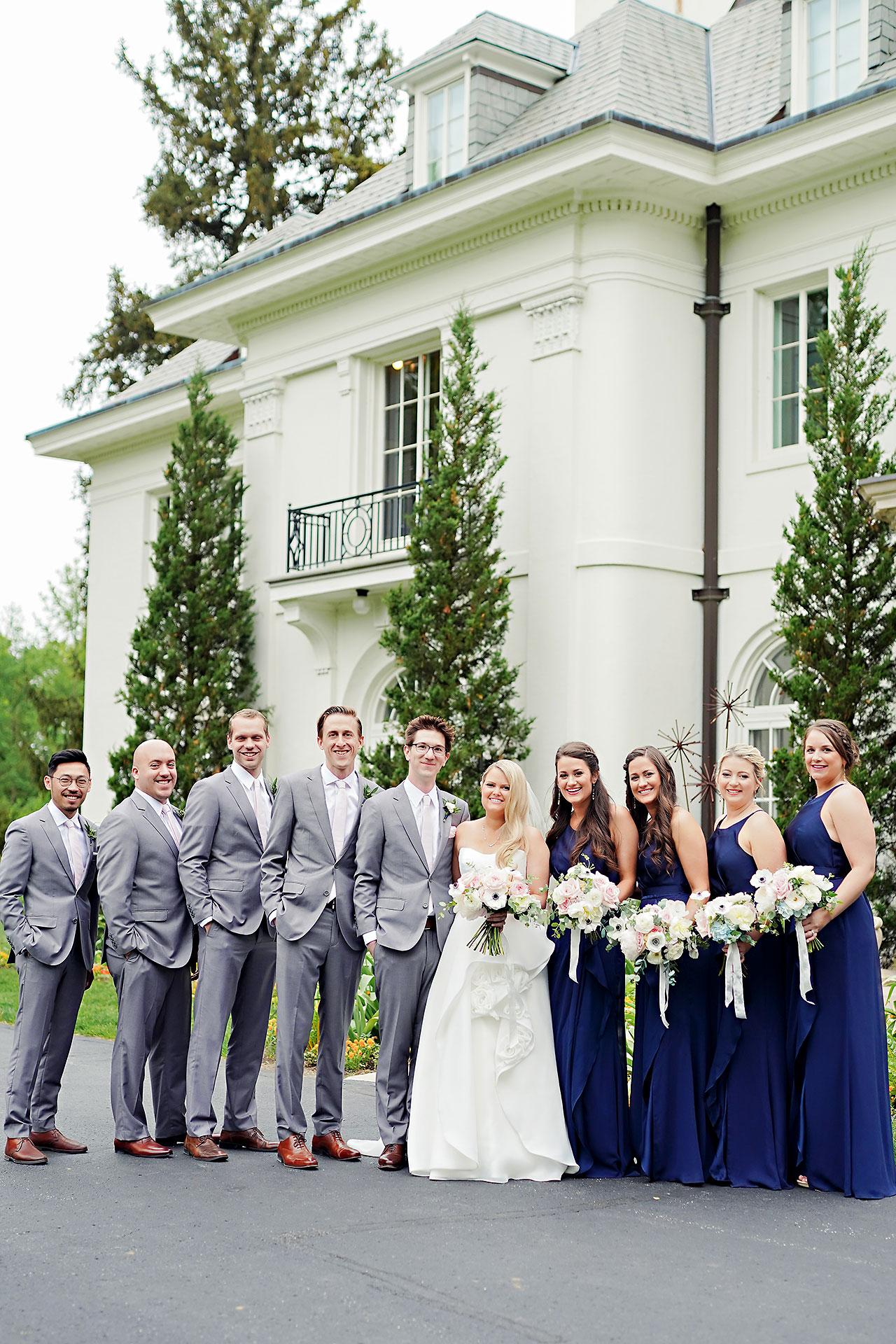Lauren Andy Newfields Indianapolis Museum of Art Wedding 058