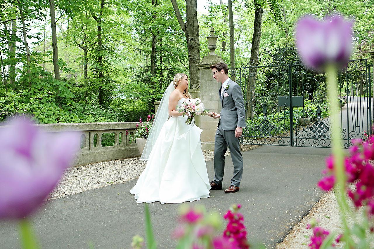 Lauren Andy Newfields Indianapolis Museum of Art Wedding 050