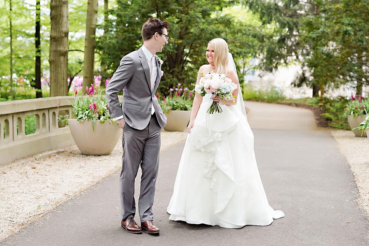 Lauren Andy Newfields Indianapolis Museum of Art Wedding 042