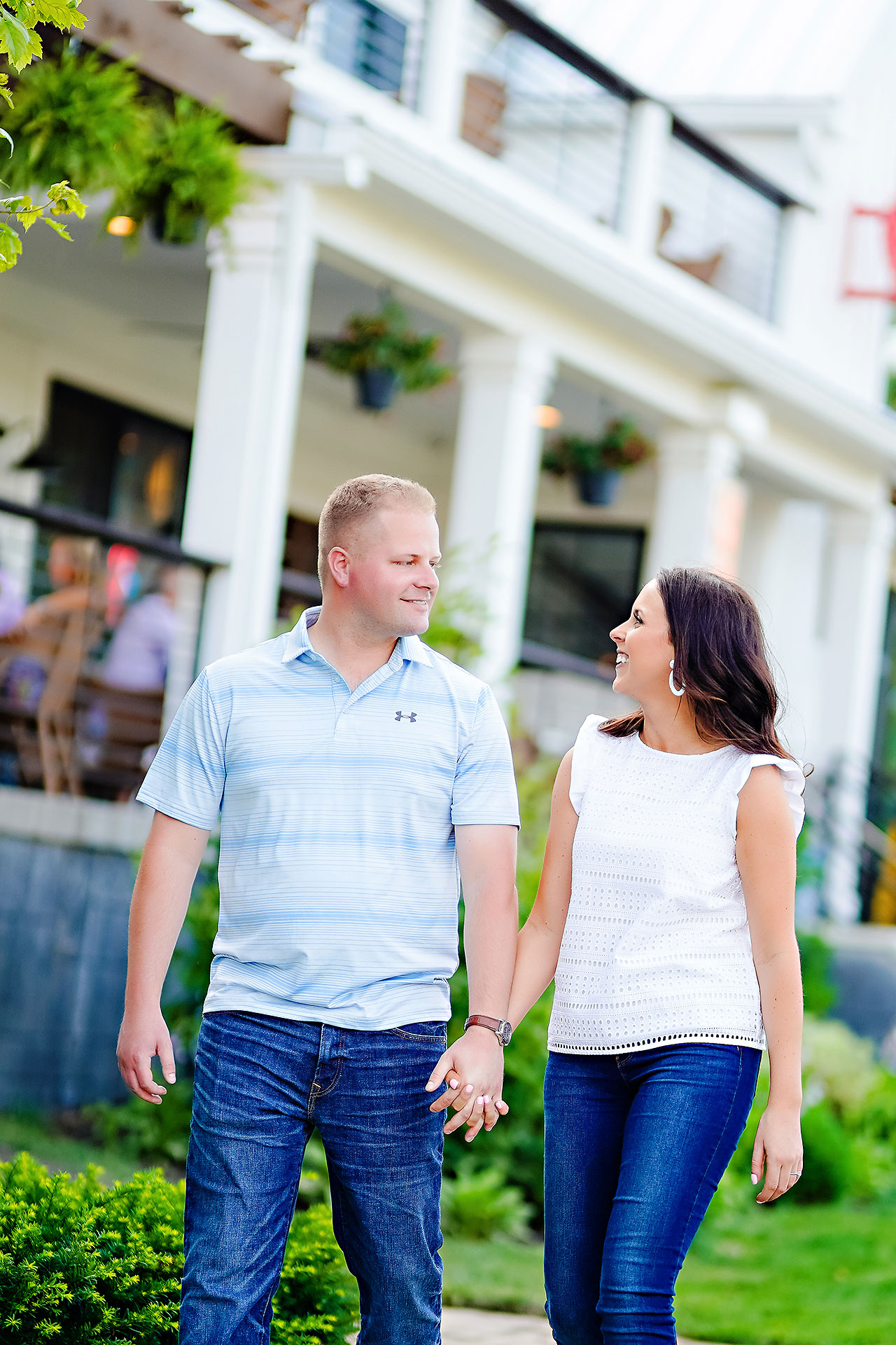 Michelle Casey Newfields Broad Ripple Indianapolis Engagement 107