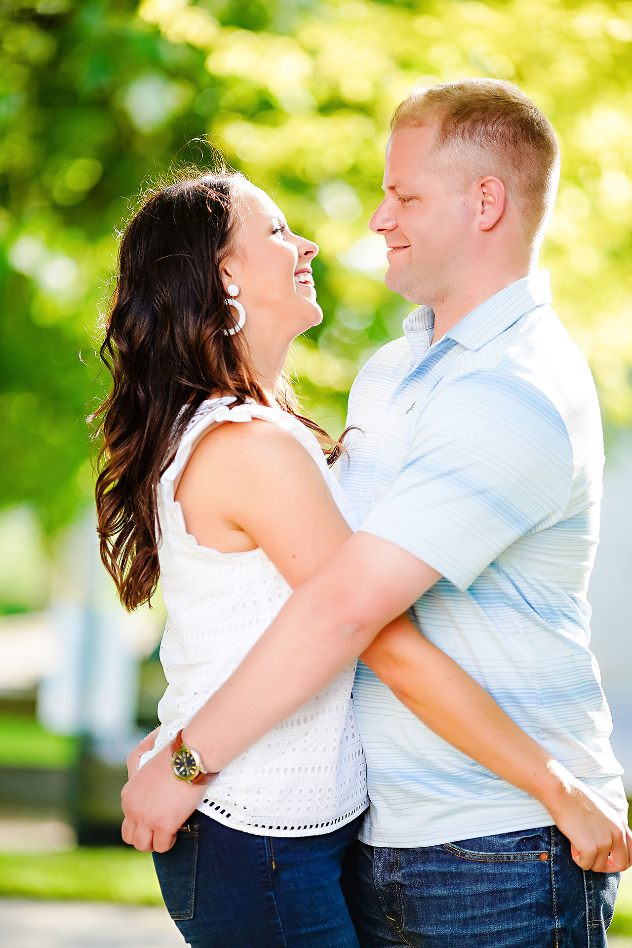 Michelle Casey Newfields Broad Ripple Indianapolis Engagement 101