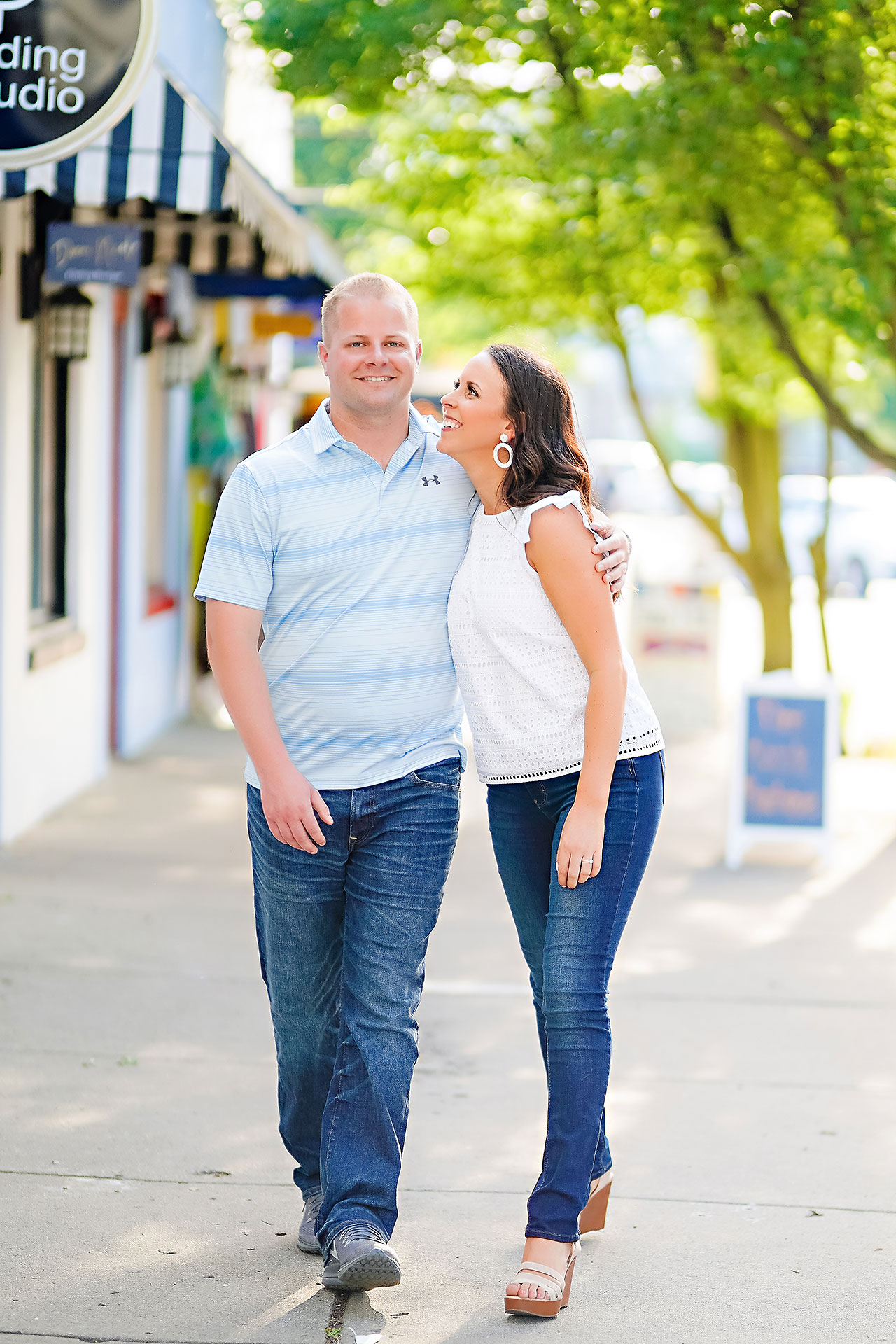 Michelle Casey Newfields Broad Ripple Indianapolis Engagement 099