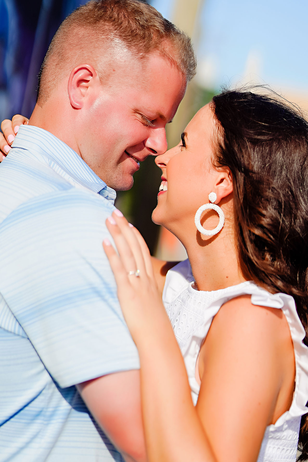 Michelle Casey Newfields Broad Ripple Indianapolis Engagement 097