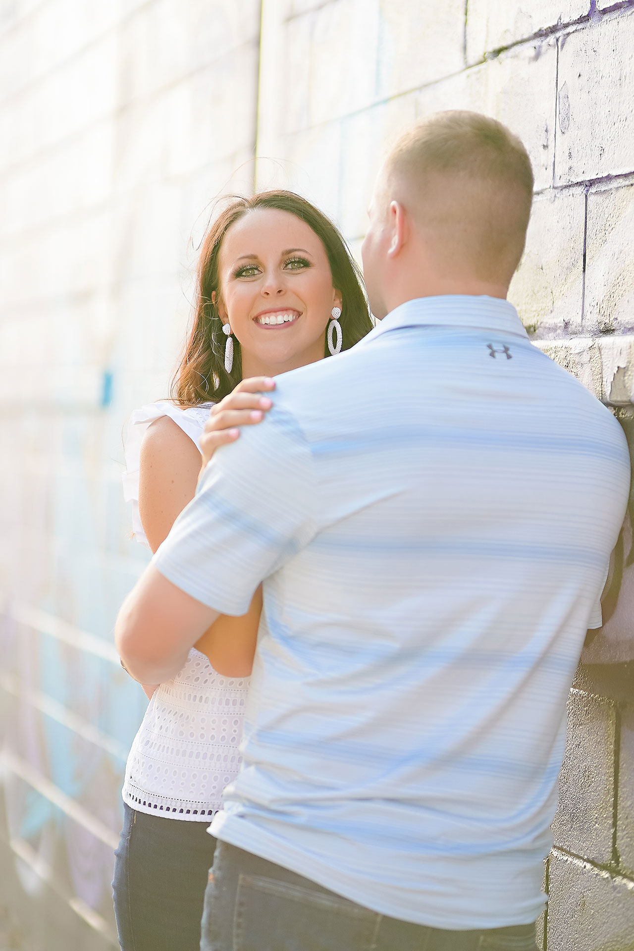 Michelle Casey Newfields Broad Ripple Indianapolis Engagement 098