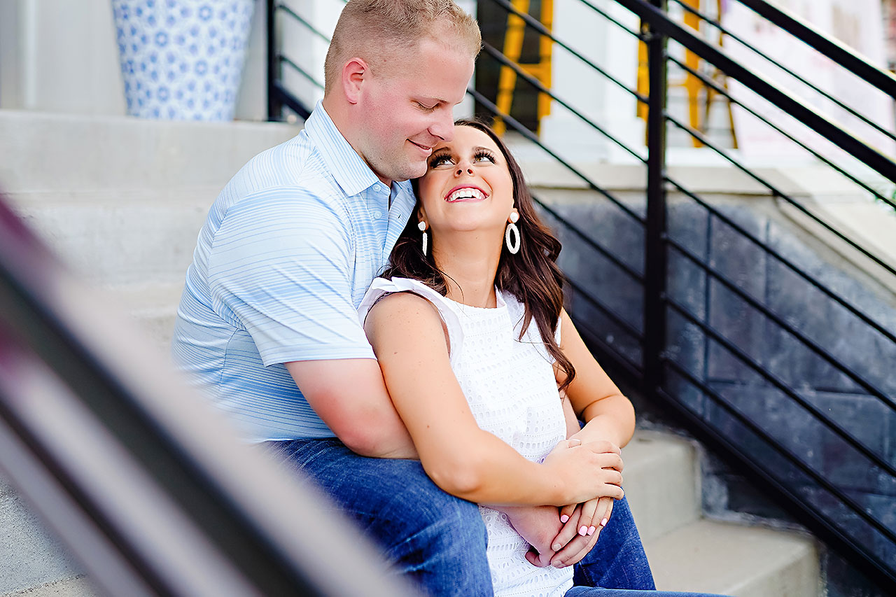 Michelle Casey Newfields Broad Ripple Indianapolis Engagement 093