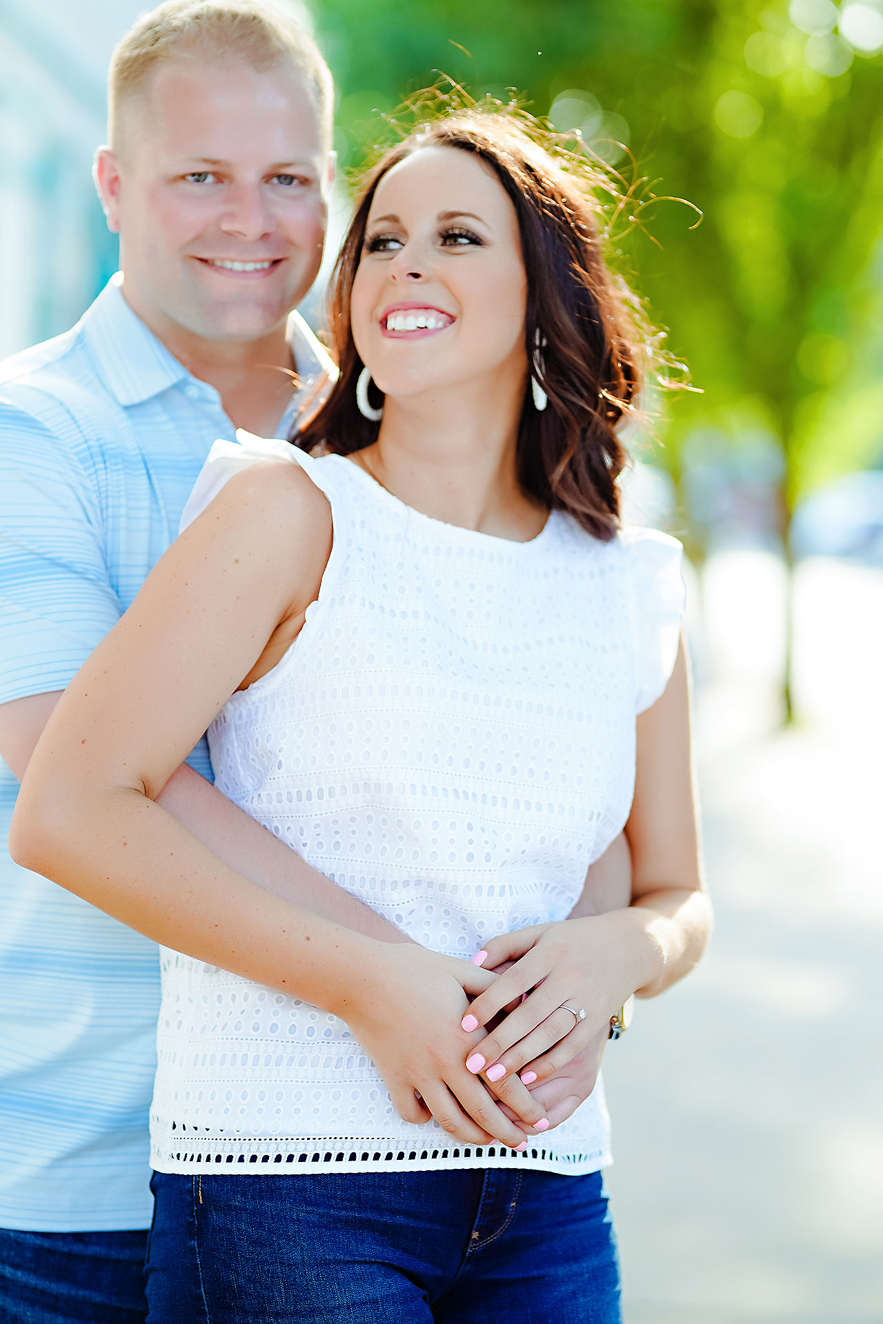Michelle Casey Newfields Broad Ripple Indianapolis Engagement 086